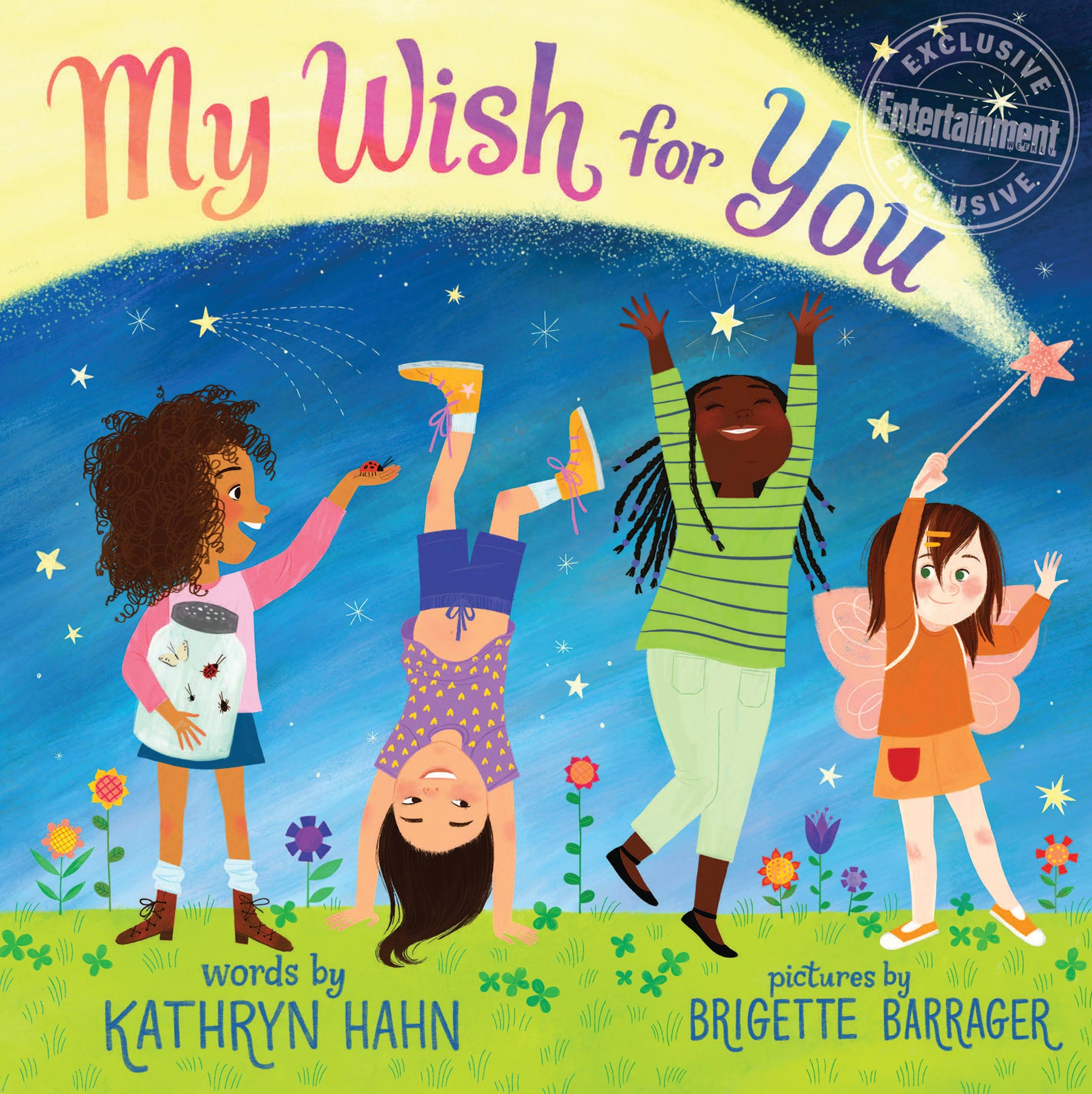 My Wish for You by Kathryn Hahn CR: