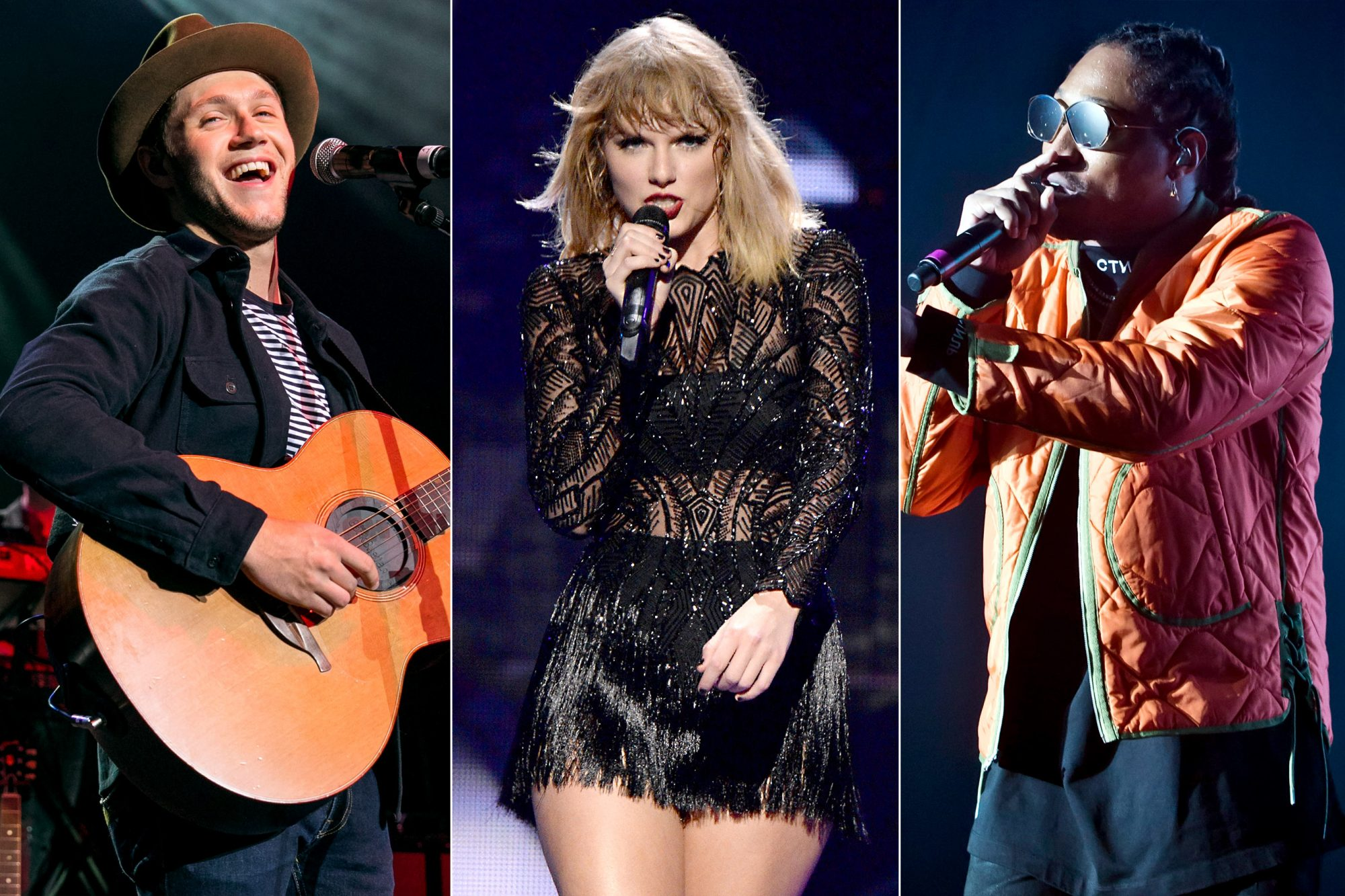 Niall Horan / Taylor Swift / Future