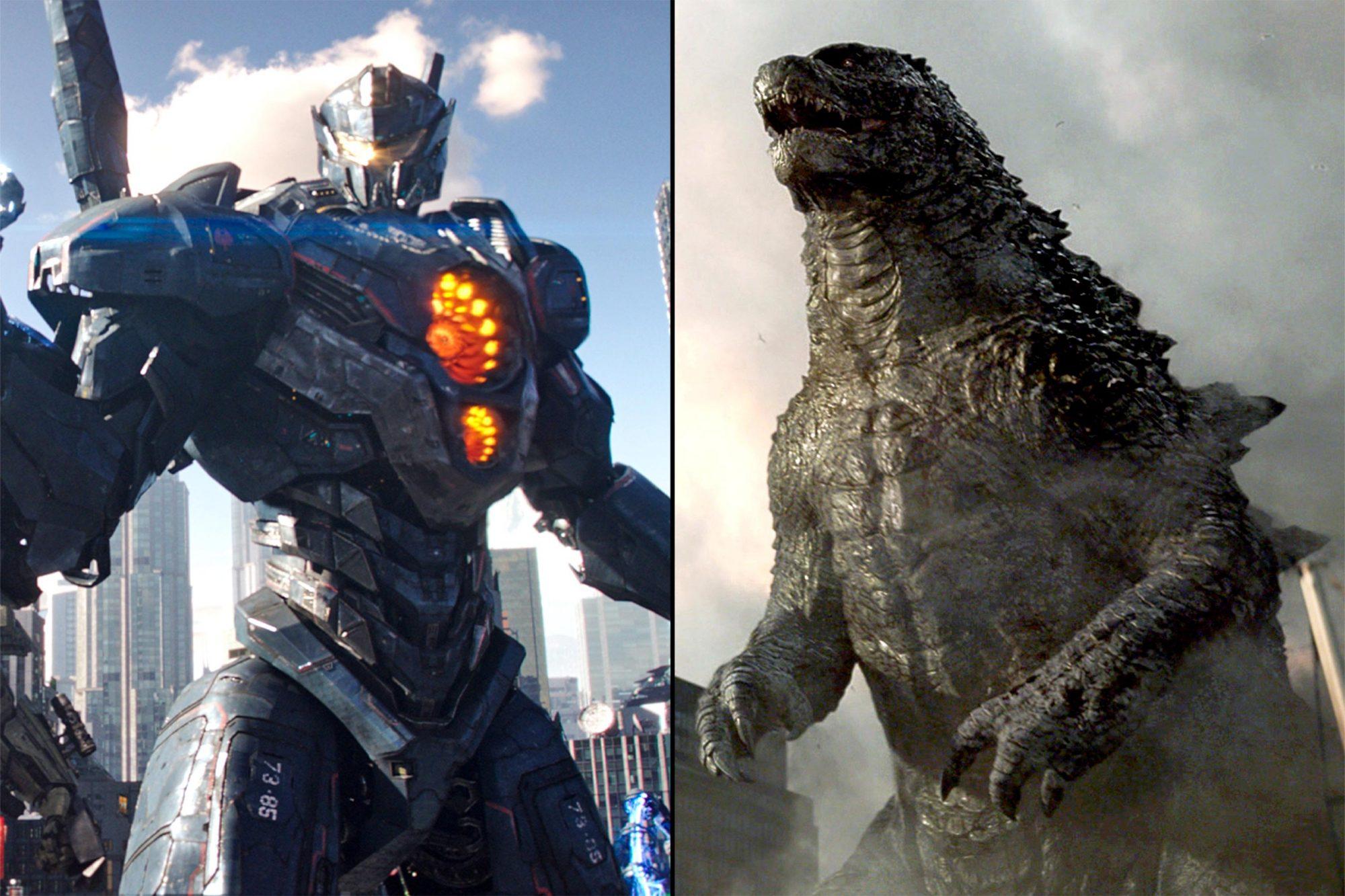 Pacific-Rim-2-Godzilla