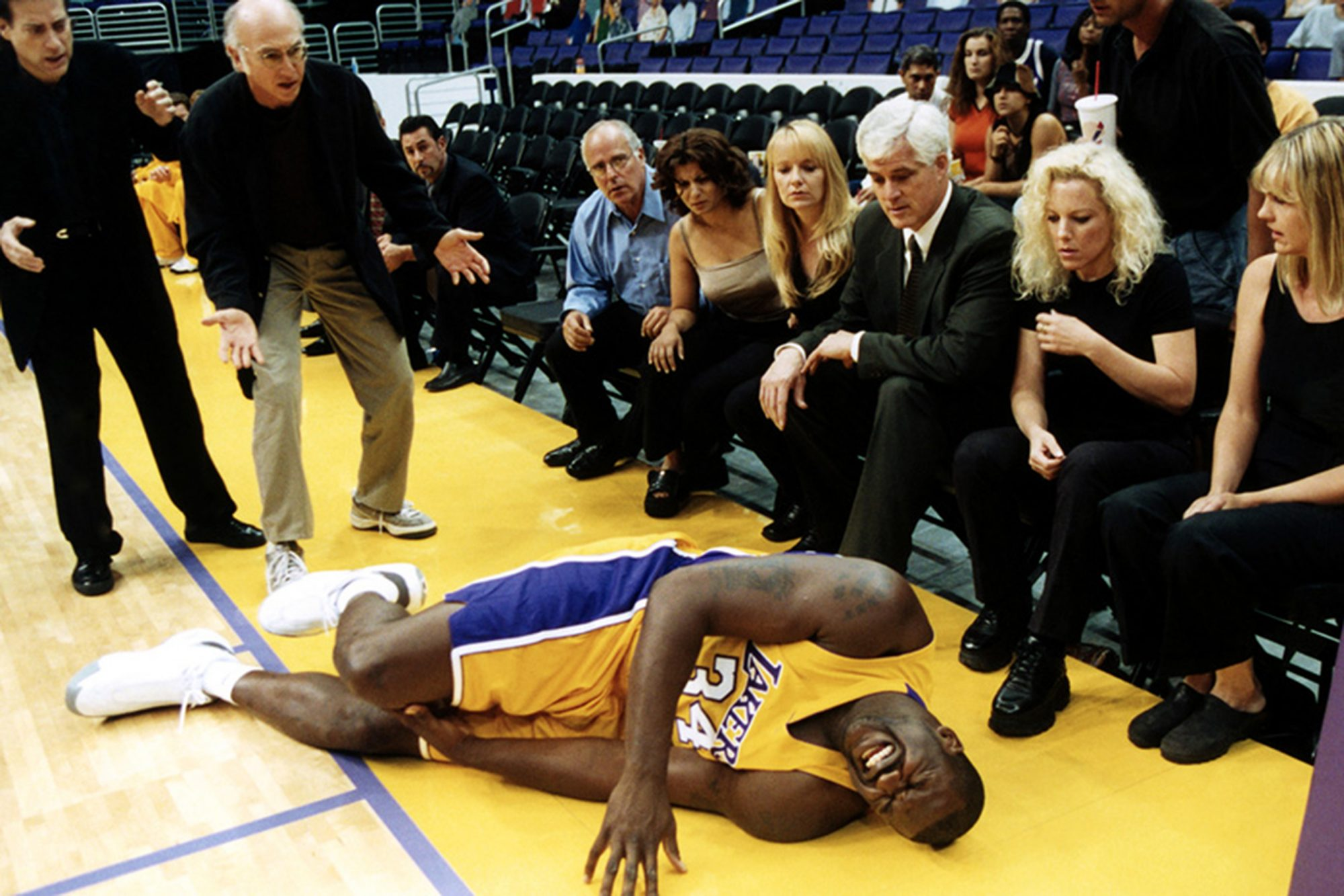 20. Shaquille O'Neal