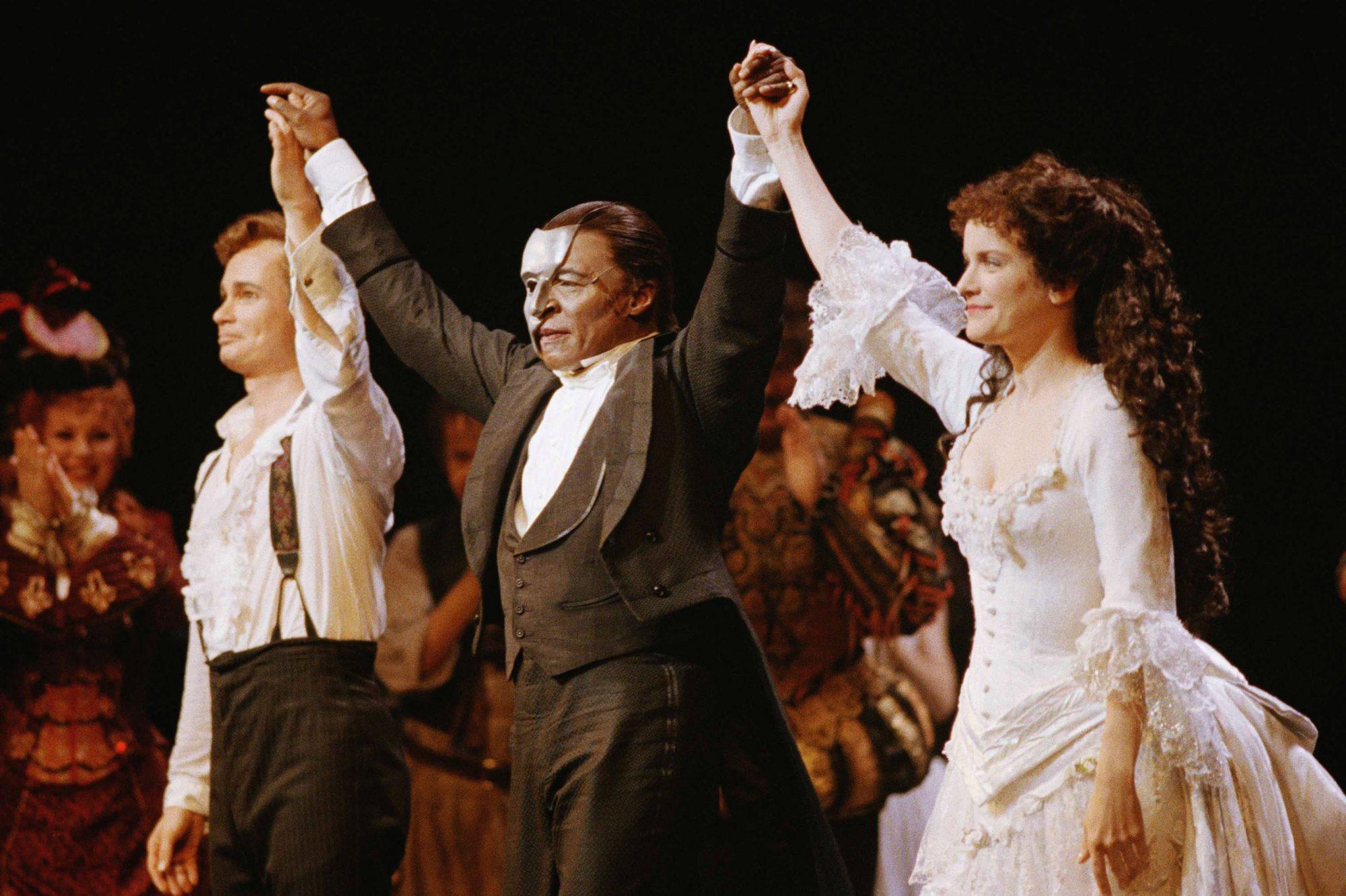 Robert Guillaume As The Phantom 1990, Los Angeles, USA