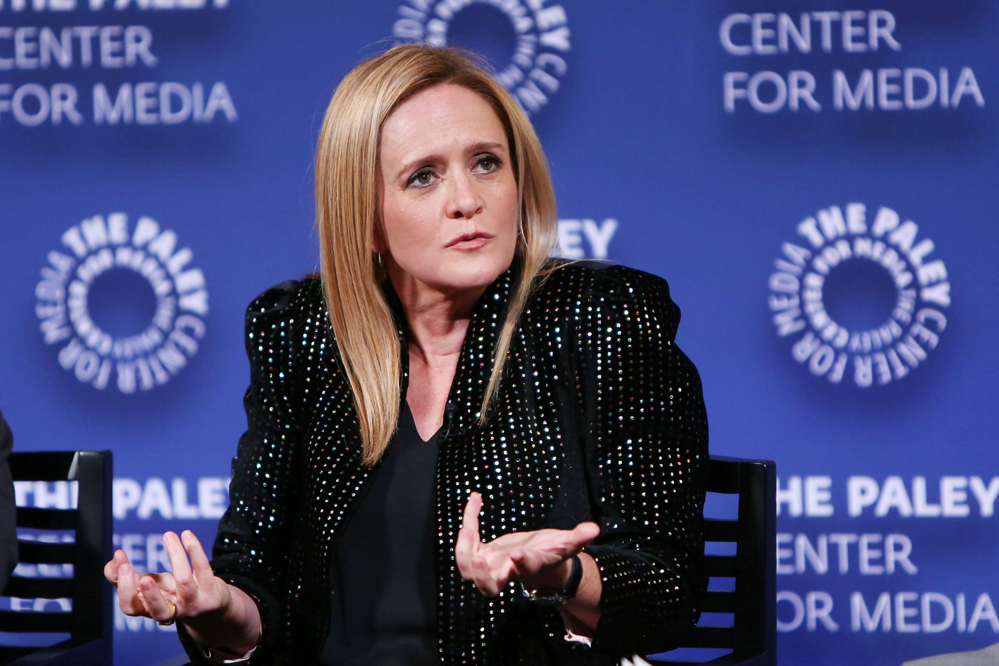 Paleyfest NY: Full Frontal with Samantha Bee, New York, USA - 12 Oct 2017