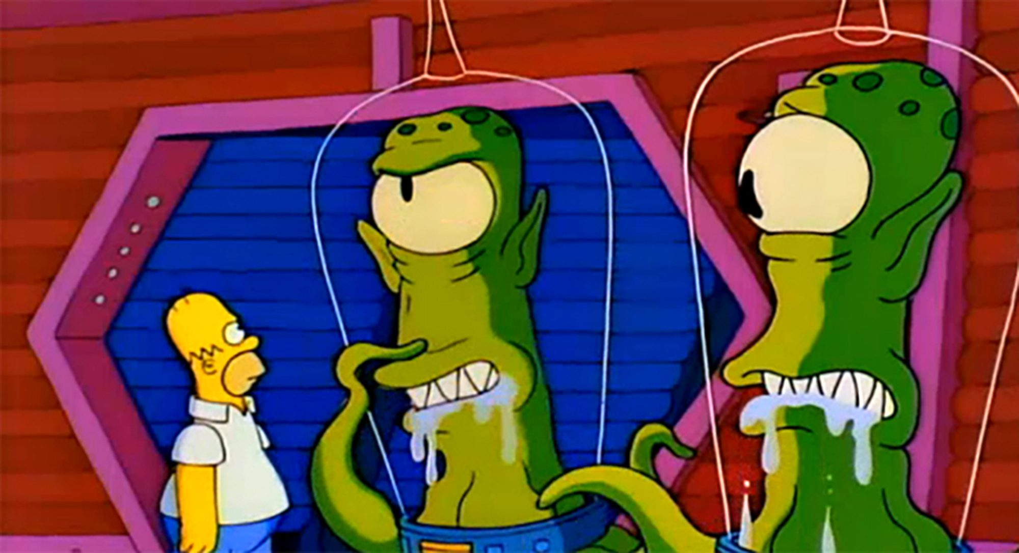 Simpsons writers pick their all-time favorite 'Treehouse of Horror' segments
