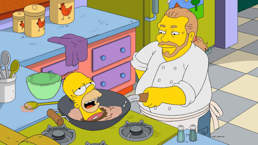 Mmm…. Homer Treehouse of Horror XXVIII  (2017)Selected by: Rob Lazebnik