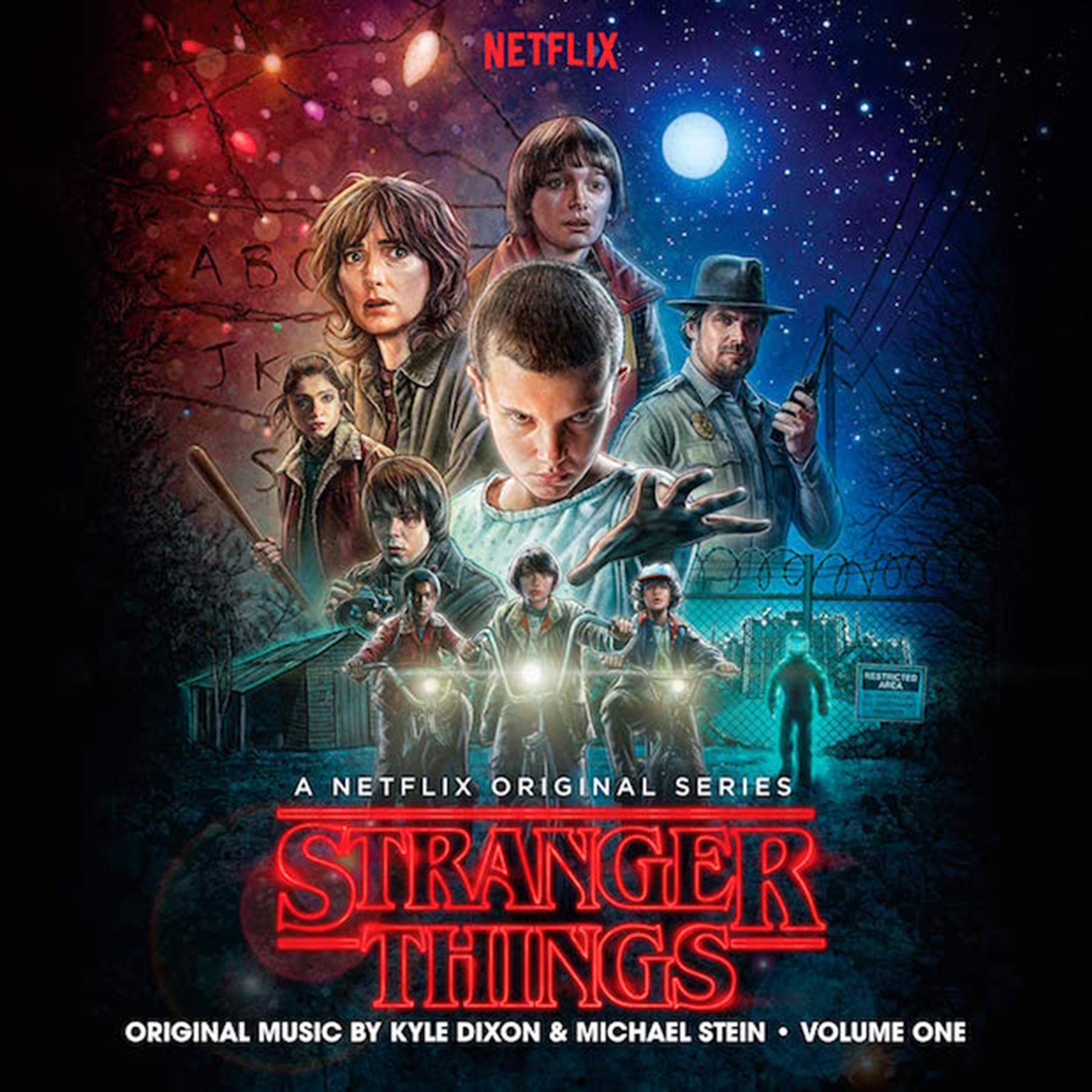 Stranger Things (2016) Album Soundtrack