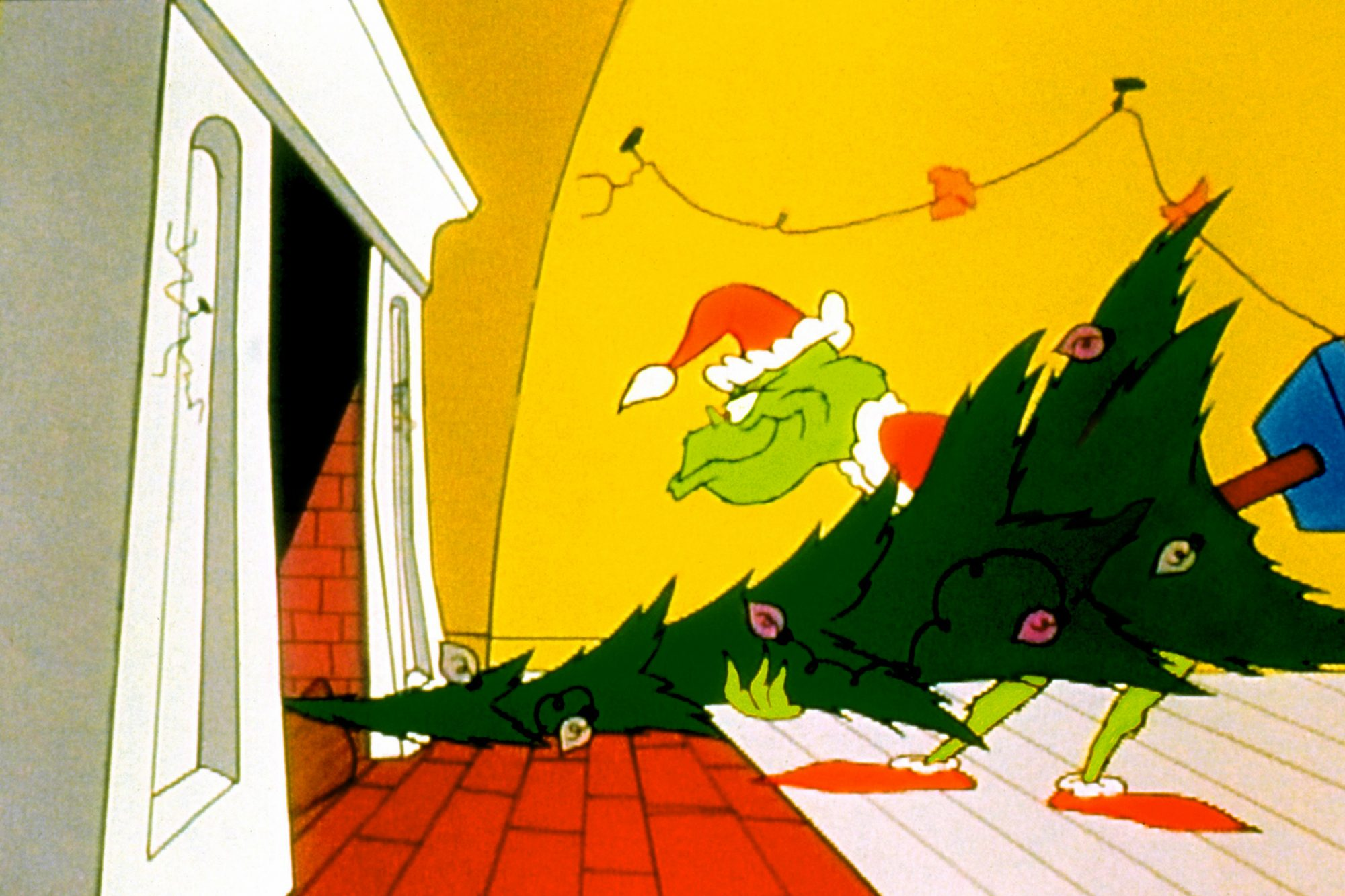 5. How the Grinch Stole Christmas (1966)