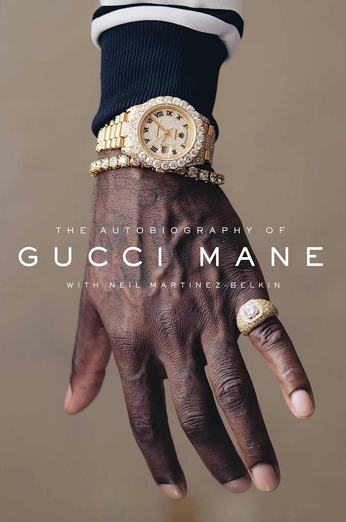 The Autobiography of Gucci Mane CR: Simon and Schuster