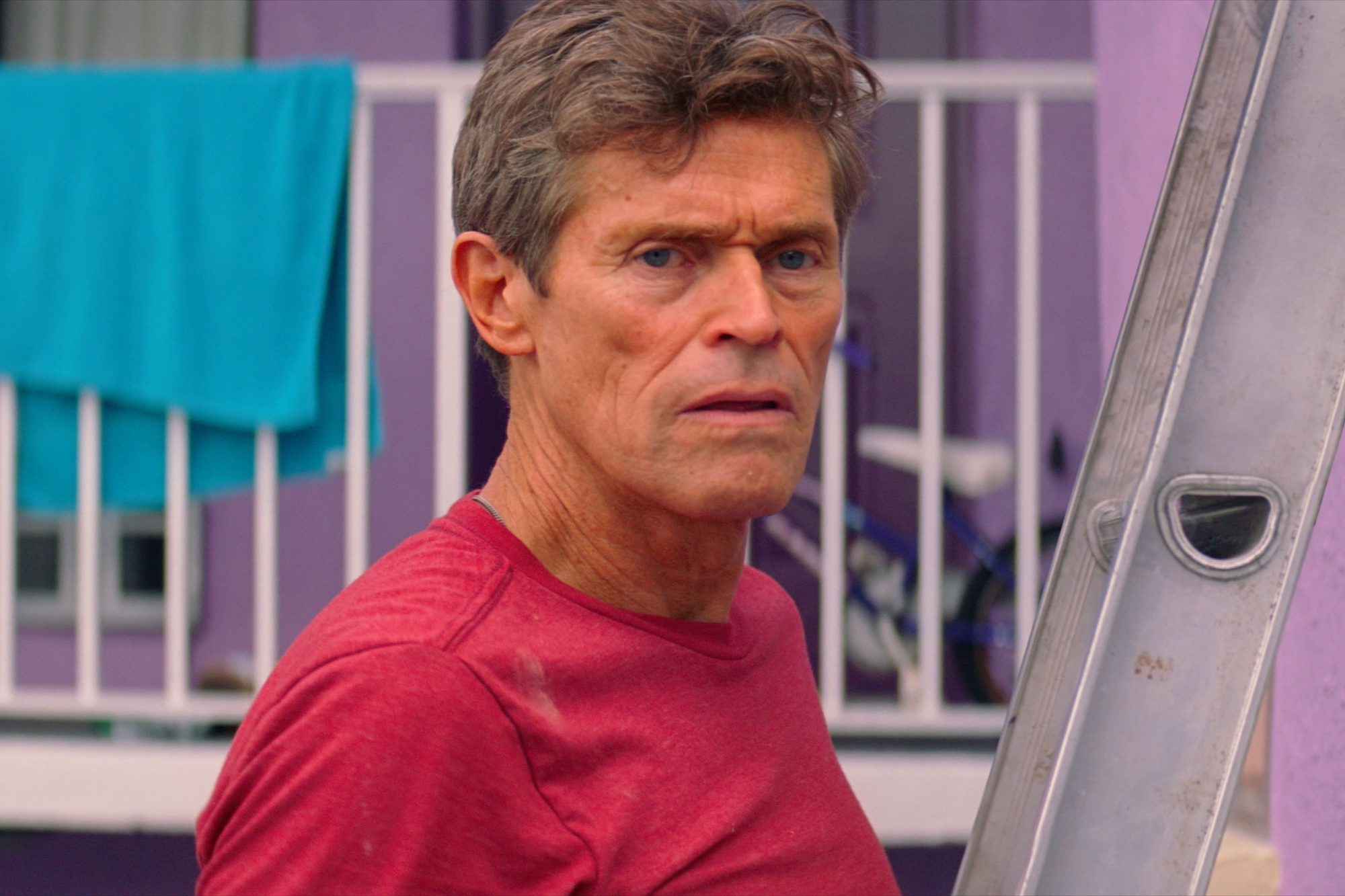 The Florida Project (2017)Willem Dafoe