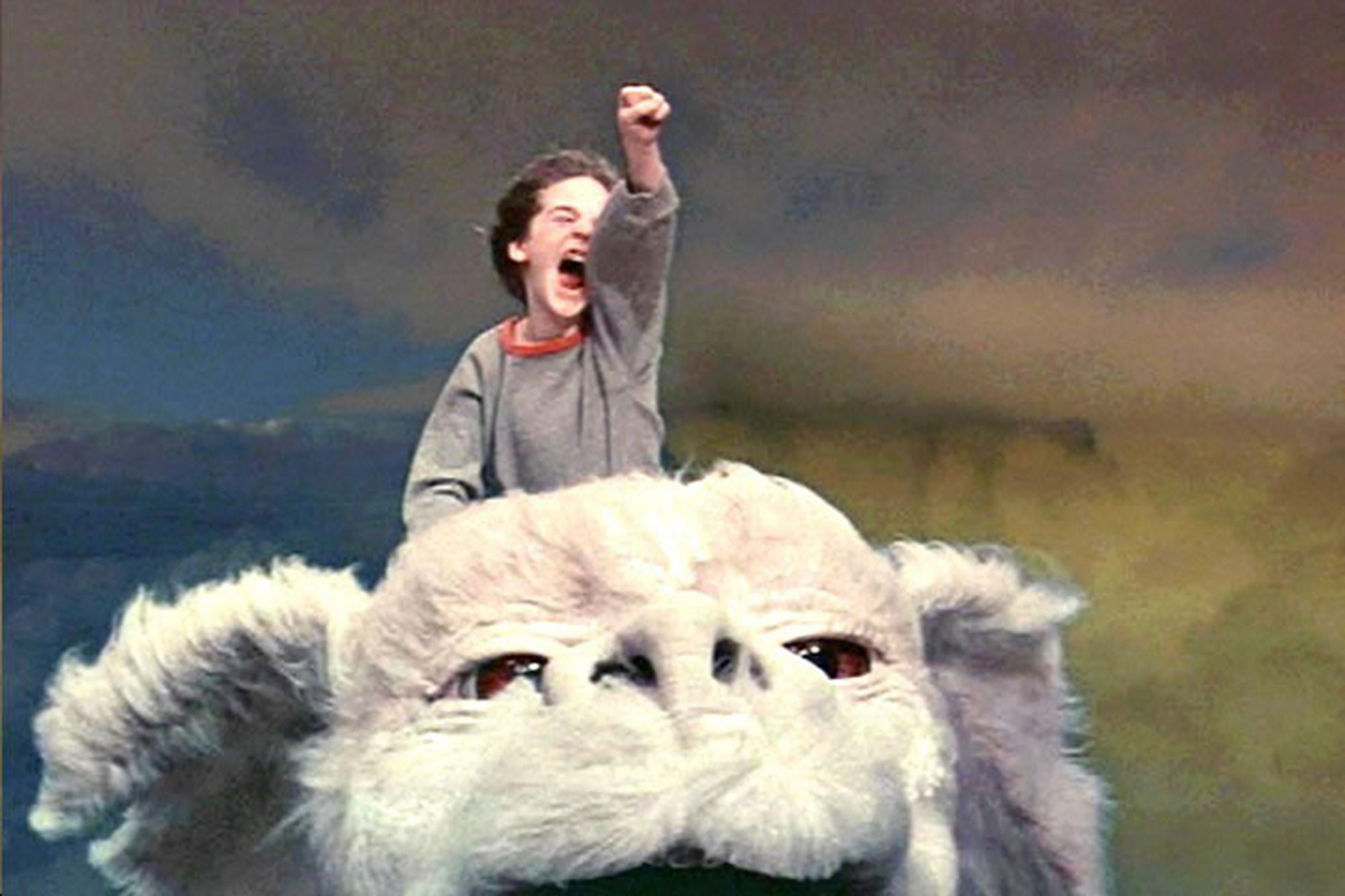 The NeverEnding Story (1984) (Screengrab)