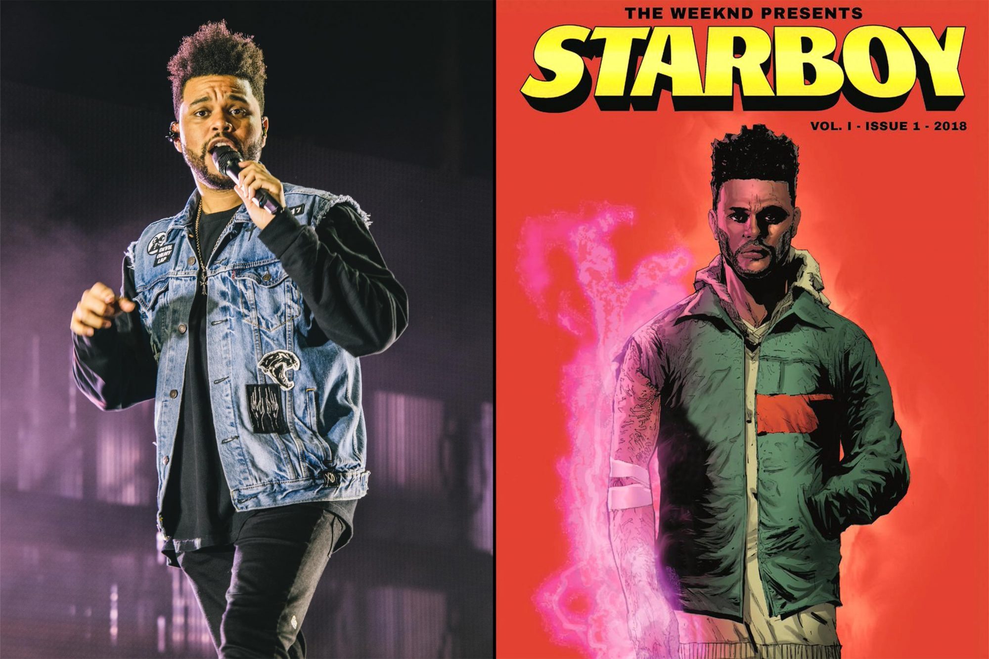 The-Weeknd-comic