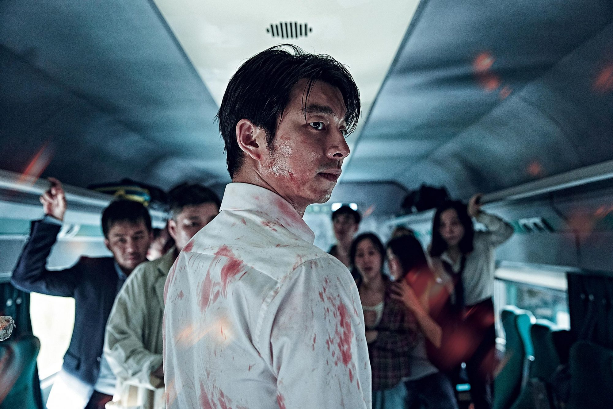 TRAIN TO BUSAN, (aka BUSANHAENG), GONG Yoo, 2016. © Well Go USA Entertainment