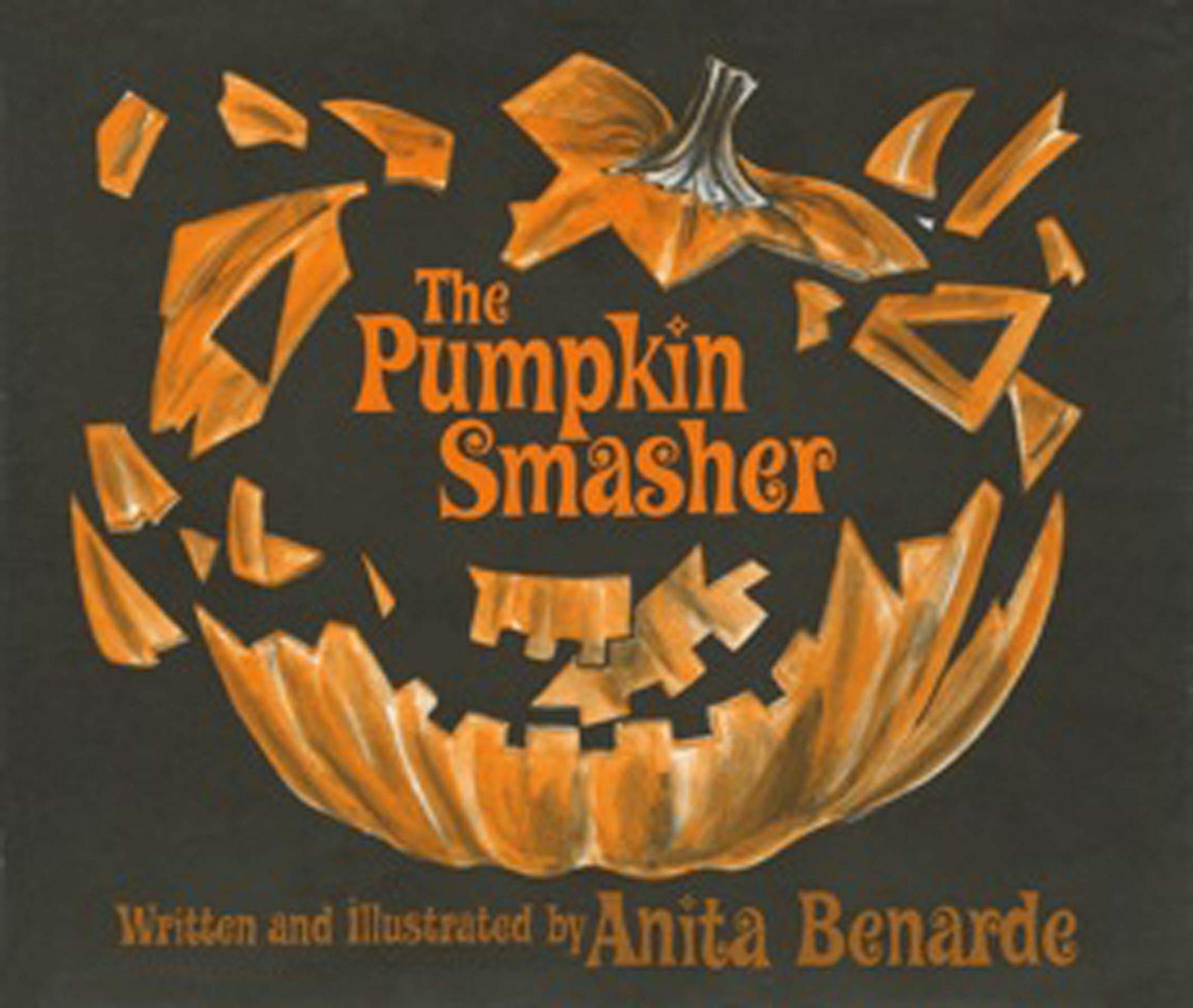 The Pumpkin SmasherBy Anita Bernarde