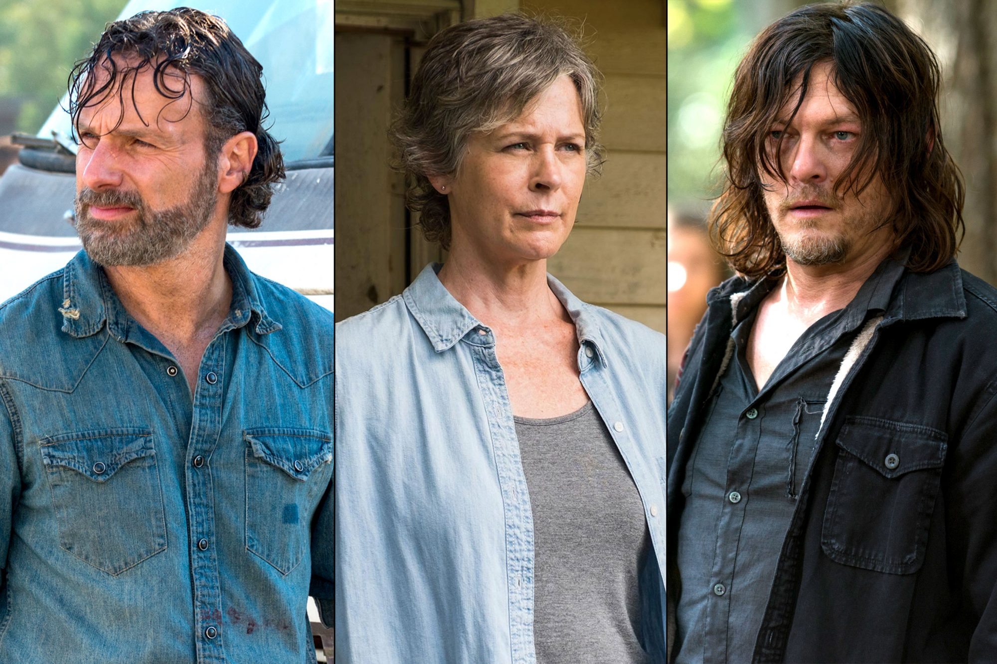 GALLERY: Walking Dead on the 100th episode