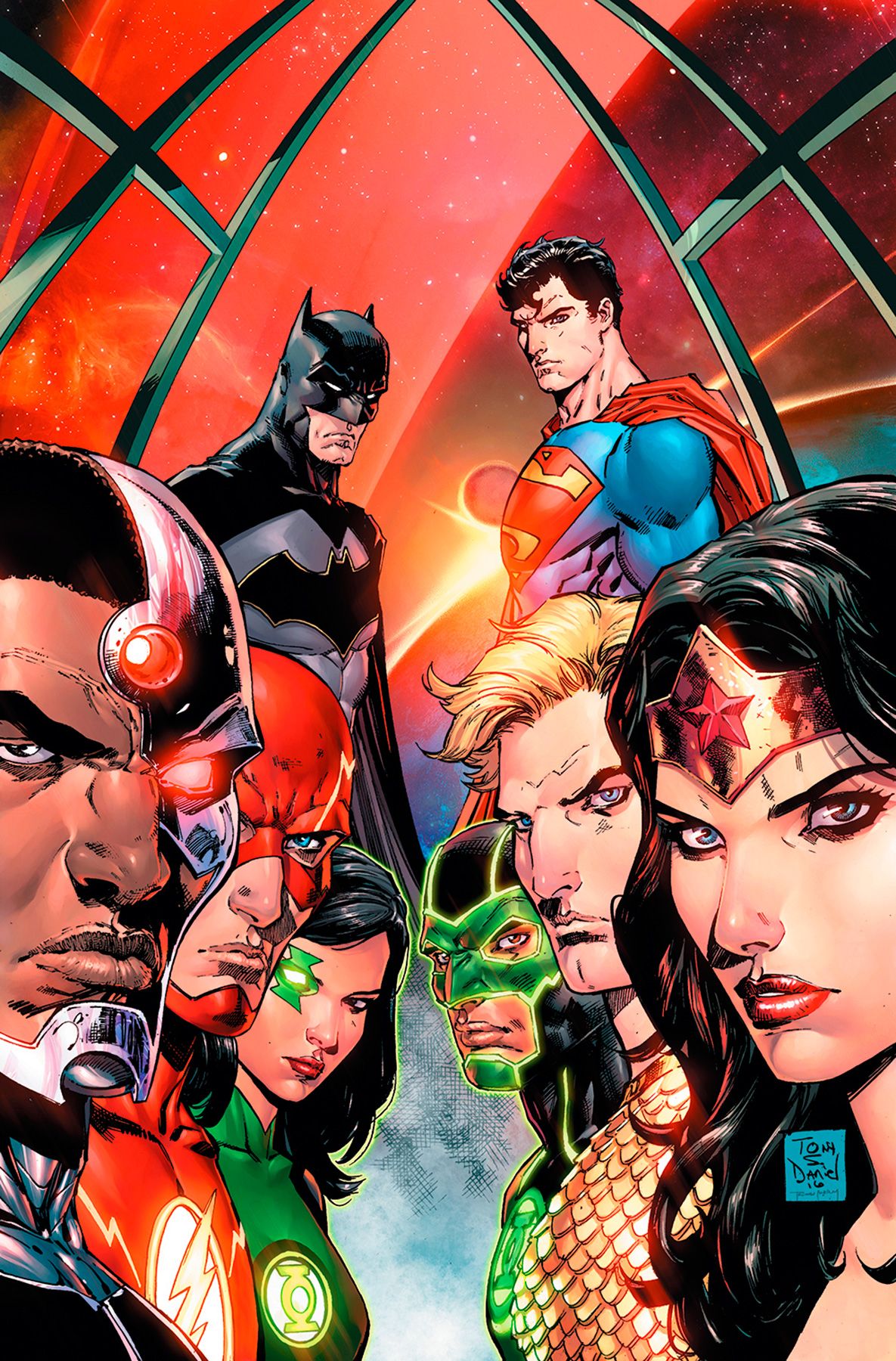 A (brief) history of the Justice League – in all its incarnations