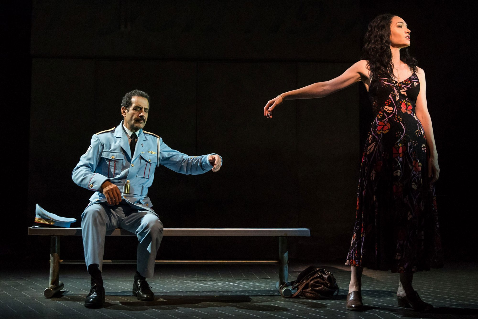 0251_Tony Shalhoub, Katrina Lenk in THE BAND'S VISIT, Photo by Matthew Murphy, 2017