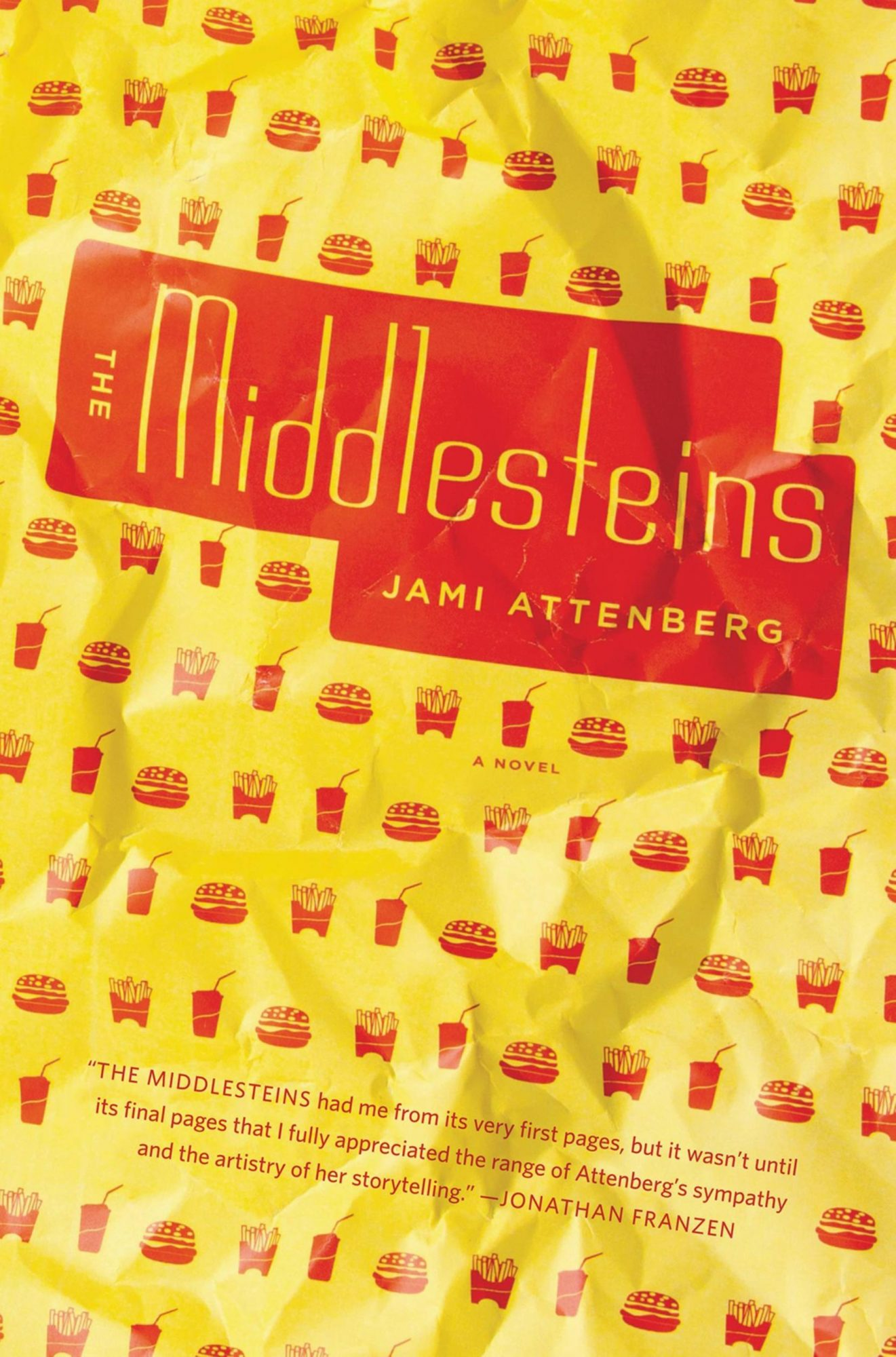 The Middlesteins (10/23/2012)by Jami Attenberg