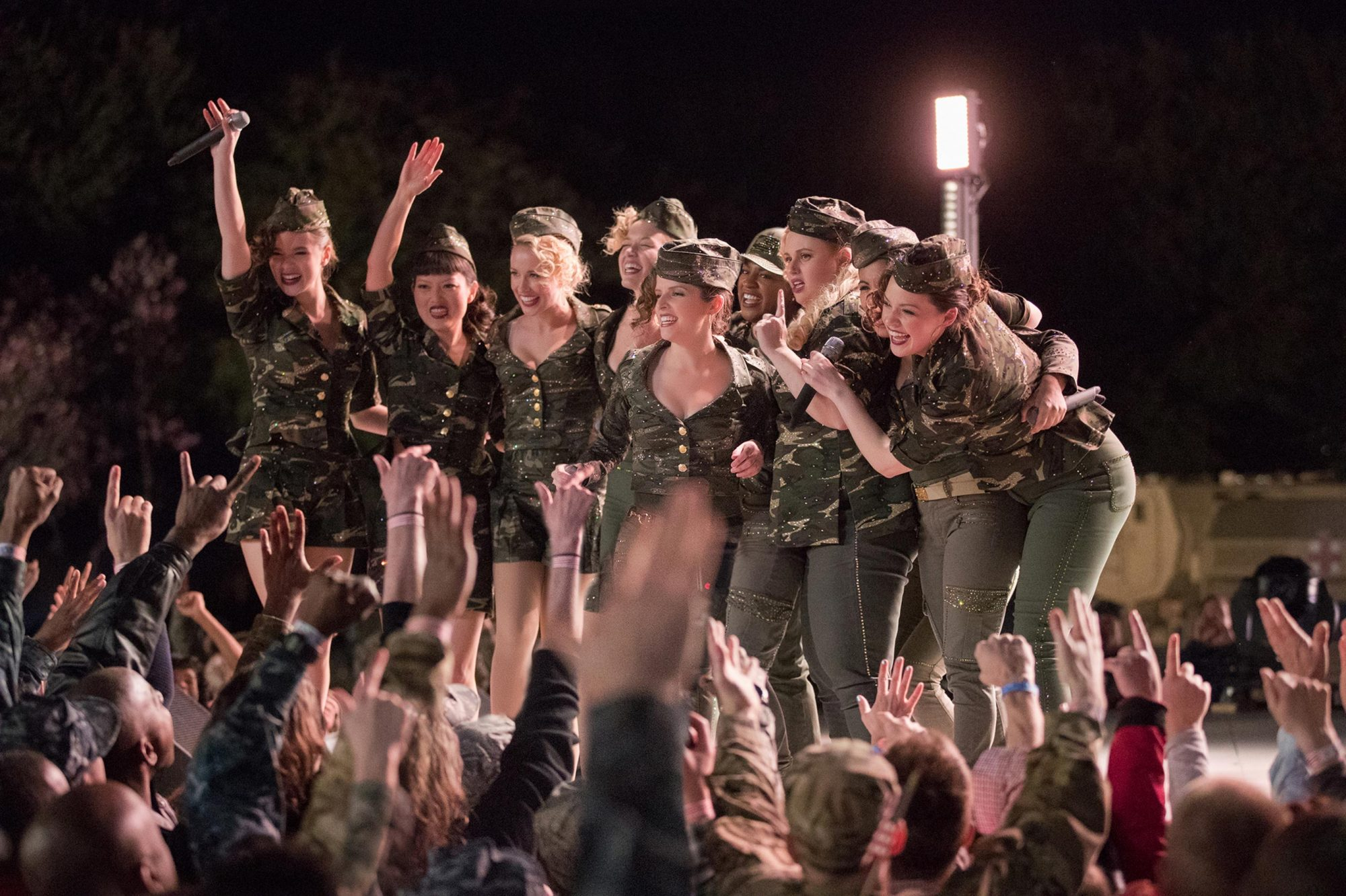 Pitch Perfect III