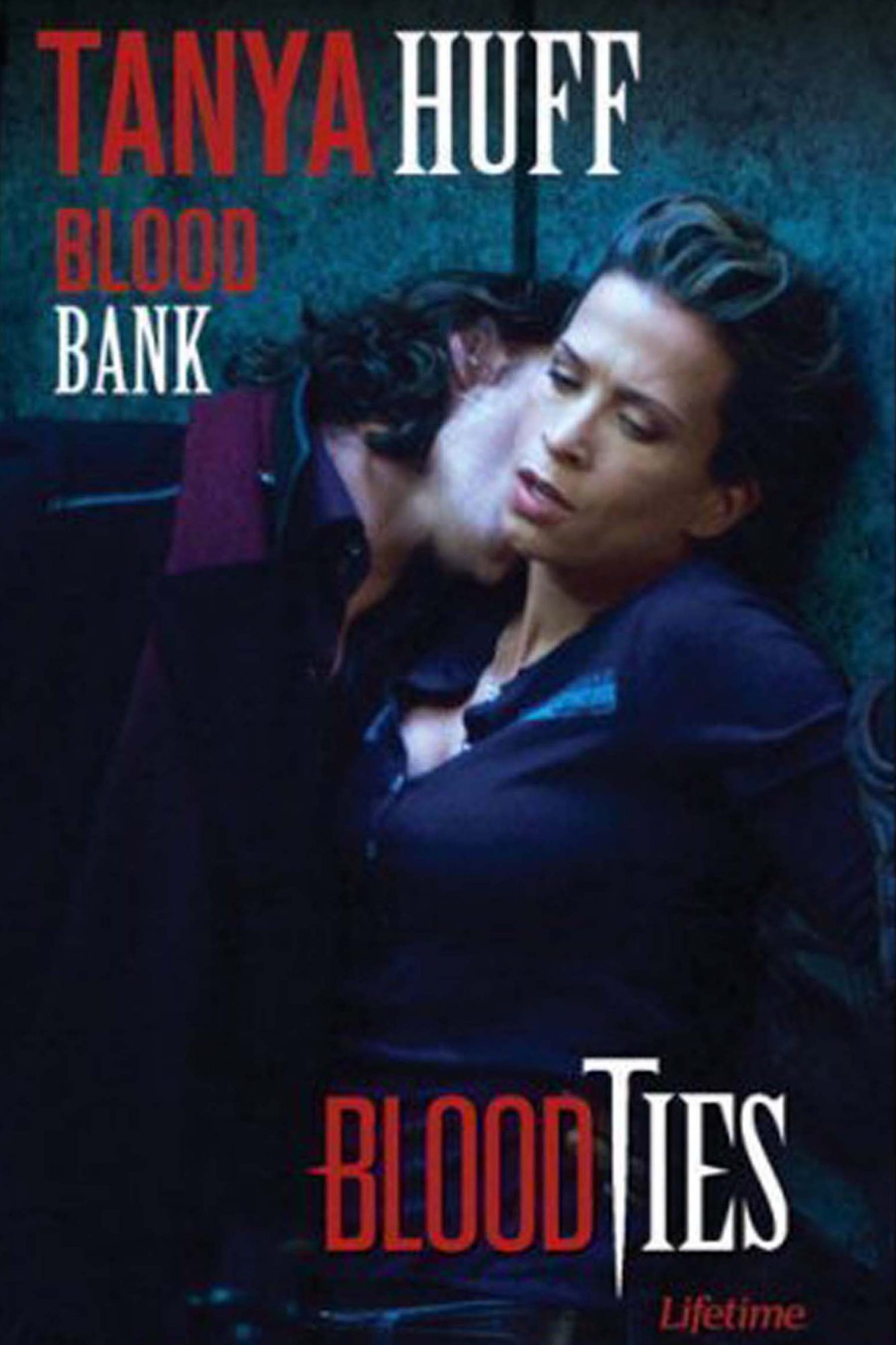 Blood Bank (Blood Ties) by Huff, Tanya (2008) Publisher: Daw Books