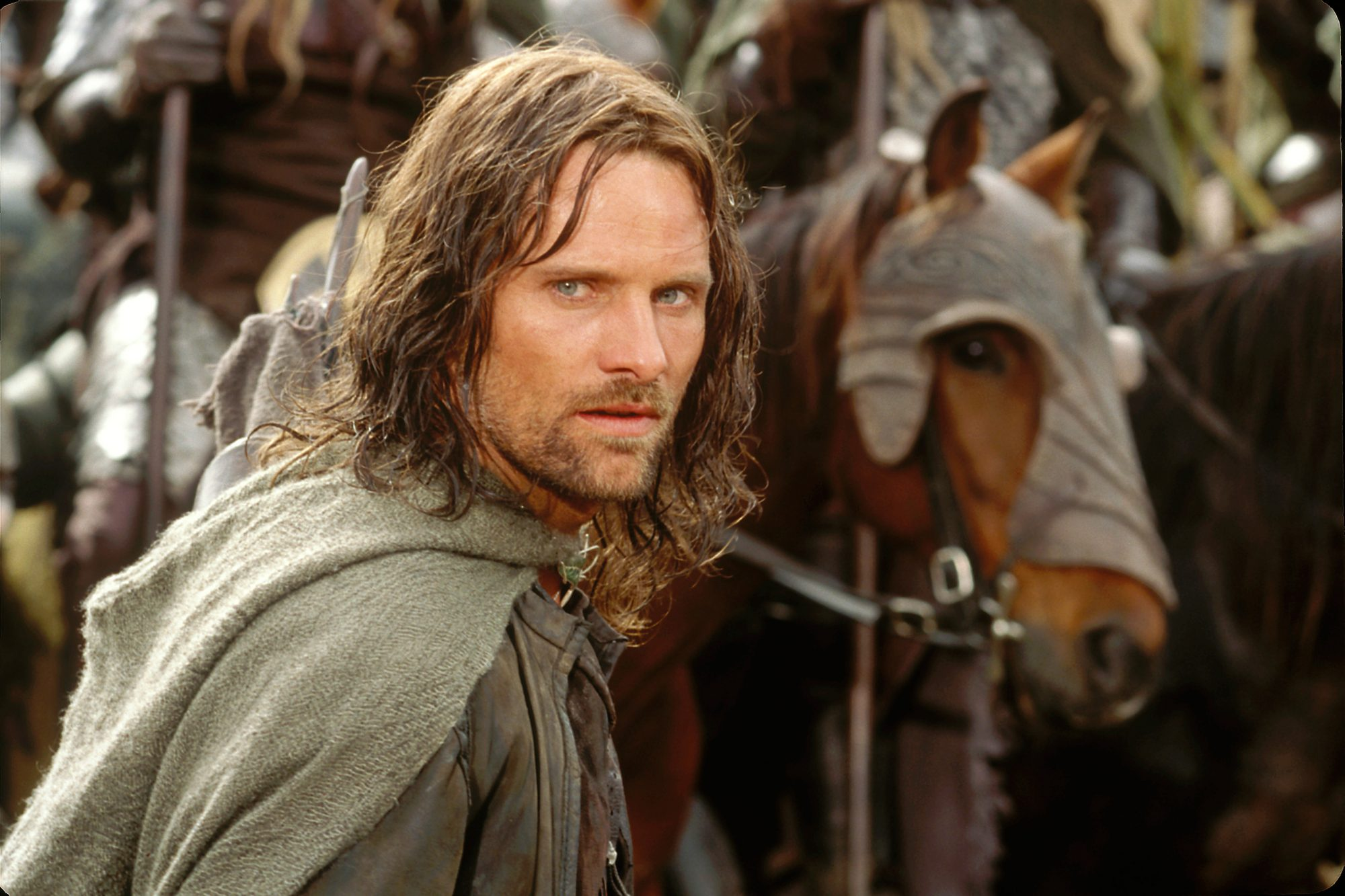 Lord of the Rings: The Two Towers (2002)Viggo Mortensen