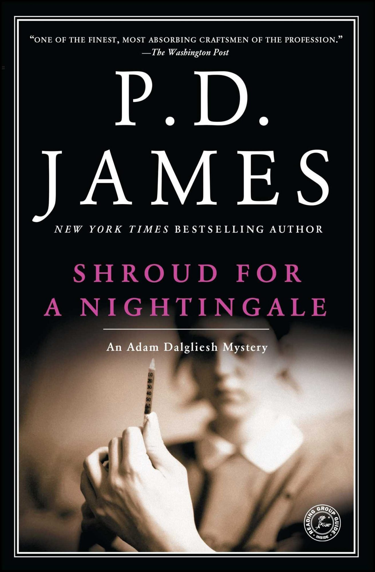 P.D. James, Shroud for a Nightingale