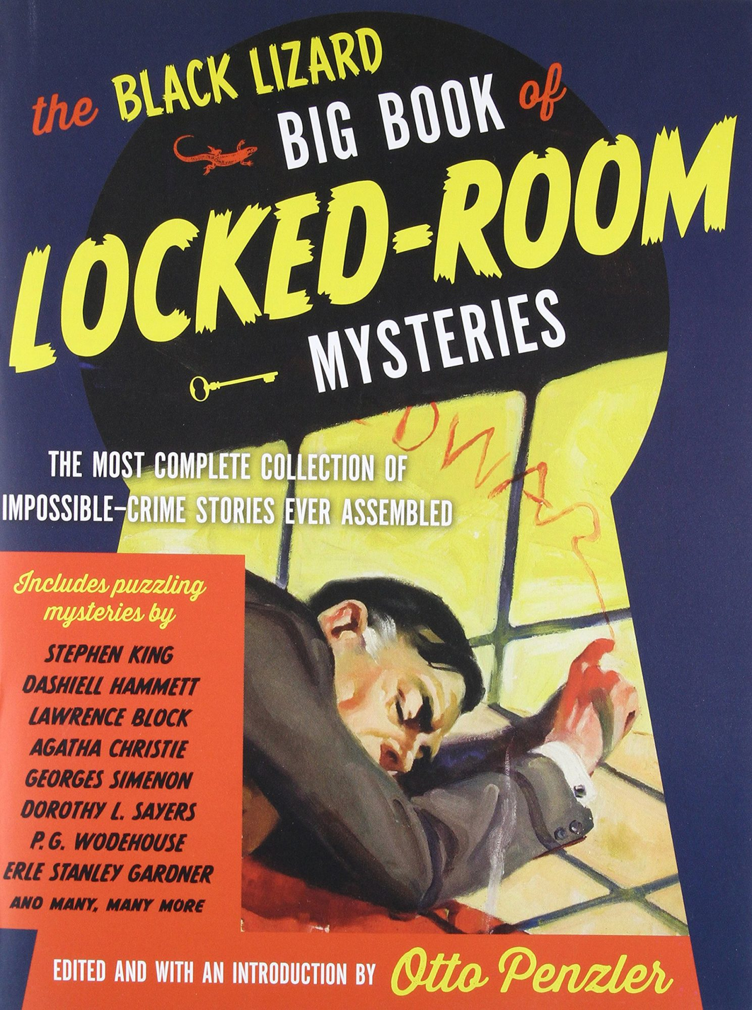 Otto Penzler (ed.), Black Lizard Big Book of Locked Room Mysteries