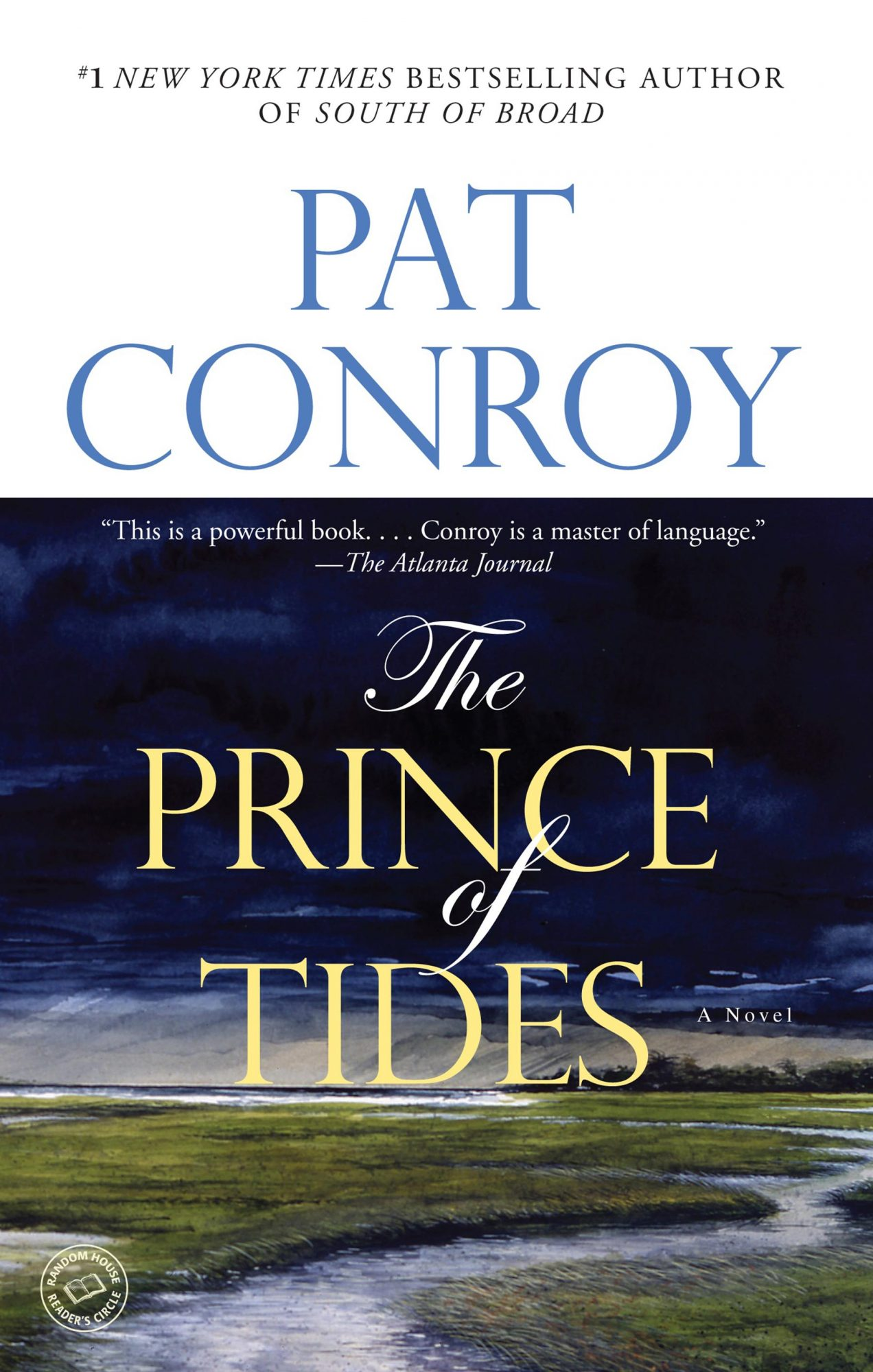 The Prince of Tides - paperback (12/28/87)by Pat Conroy