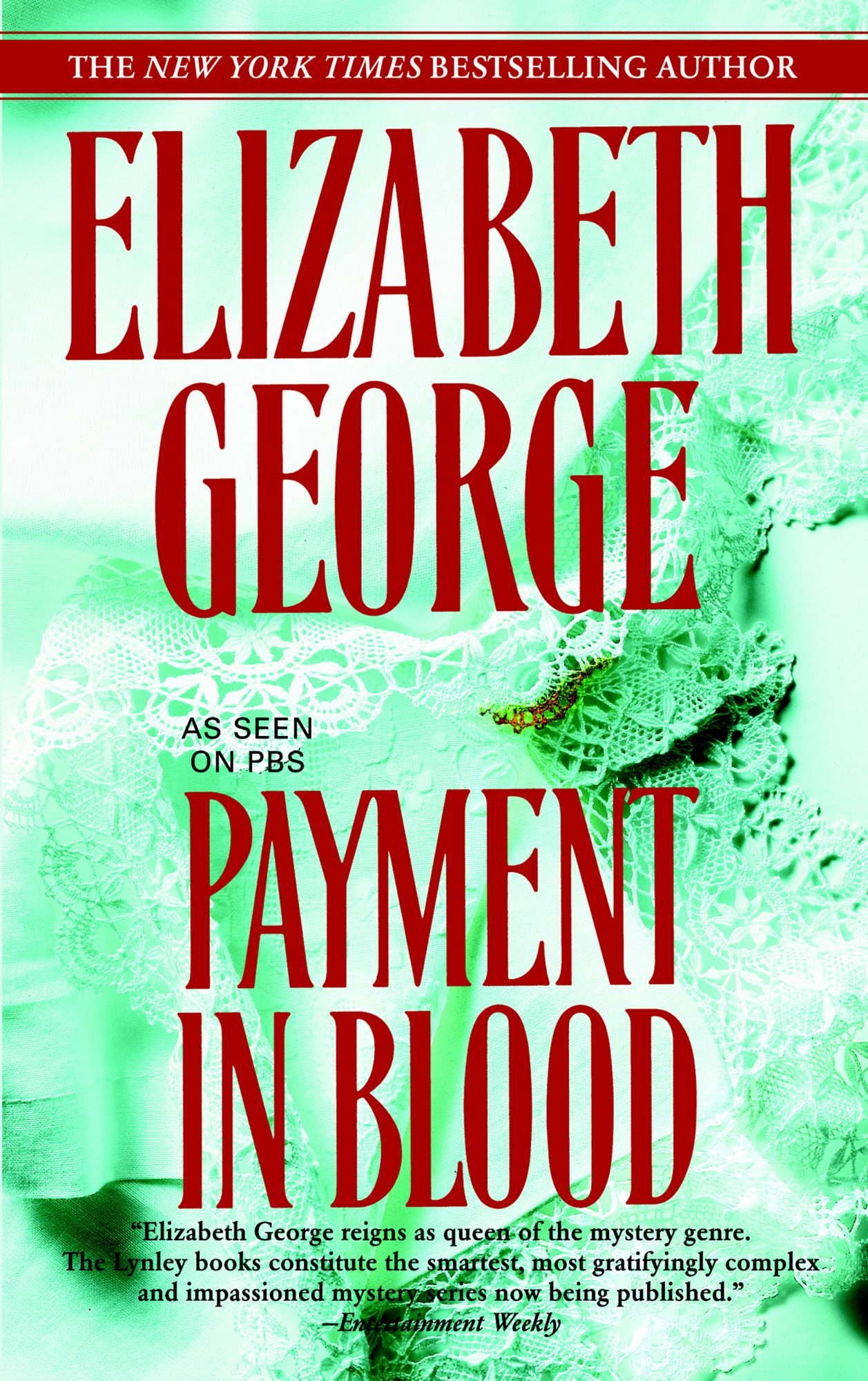 Elizabeth George, Payment in Blood