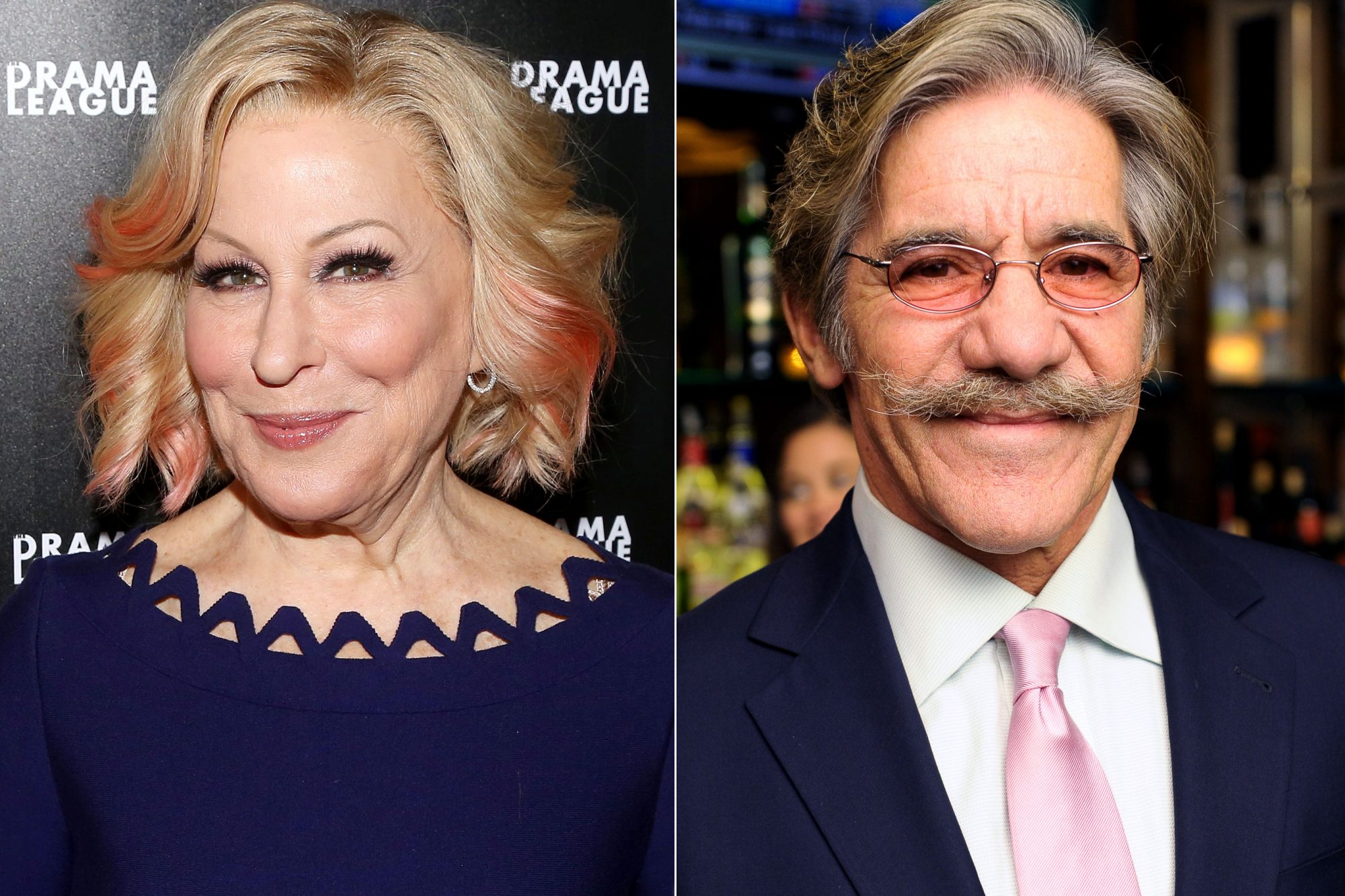 Bette Midler / Geraldo Rivera