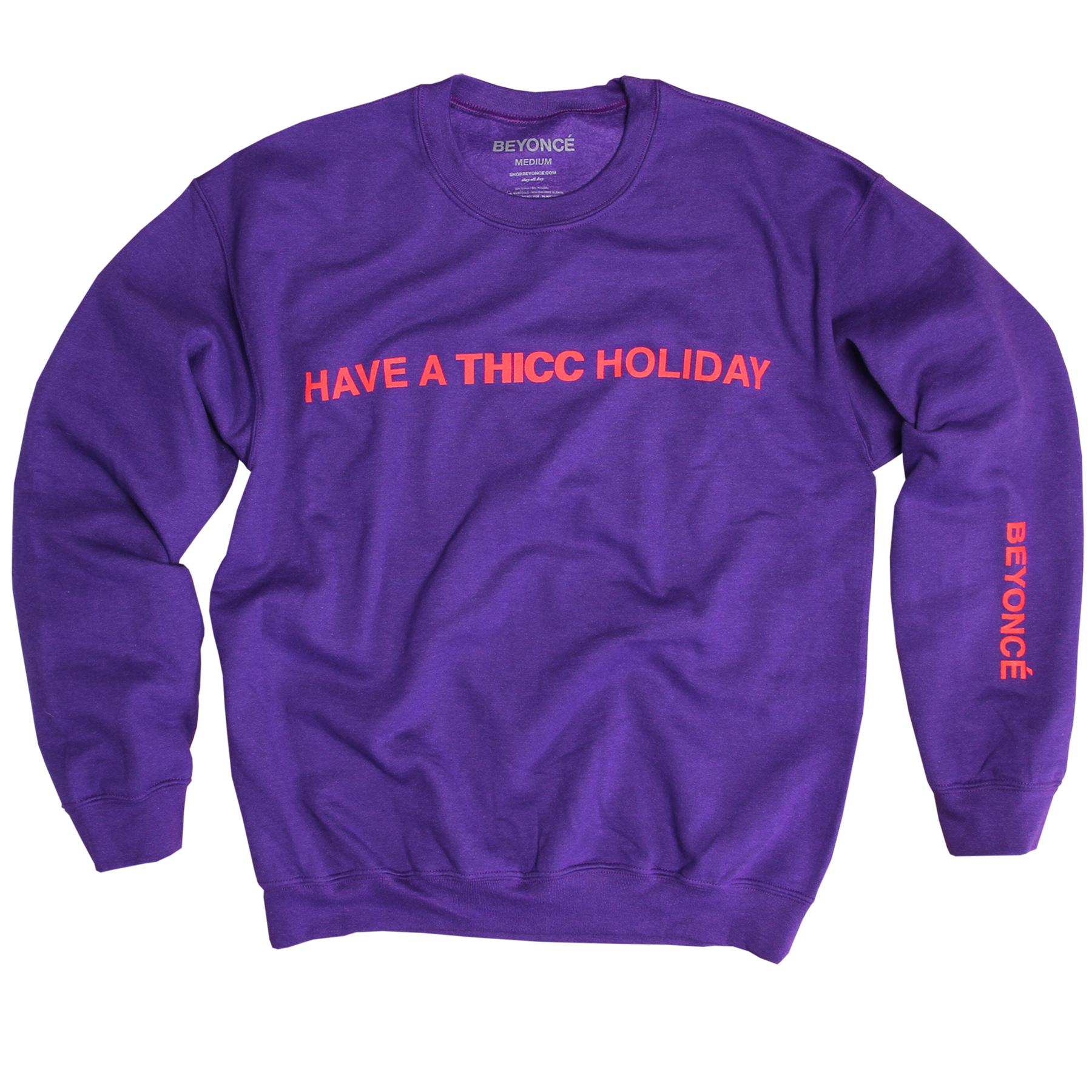 Beyonce Holiday Merchandise