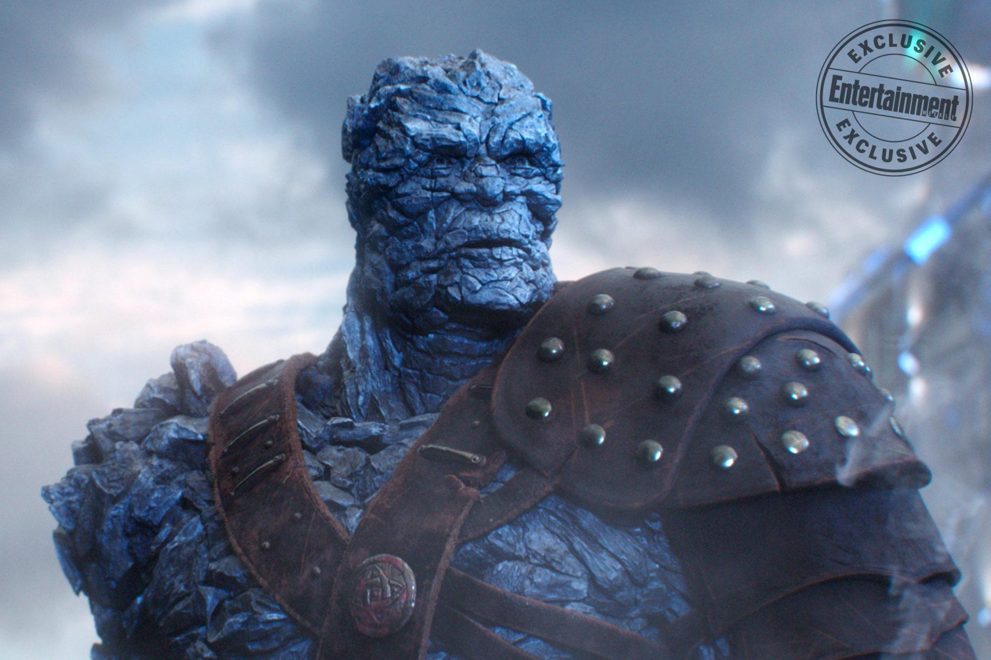 Marvel Studios THOR: RAGNAROKKorg (Taika Waititi)