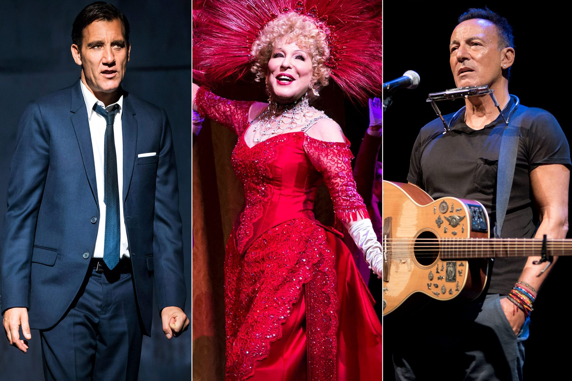 Madame Butterfly / Hello Dolly / Springsteen on Broadway