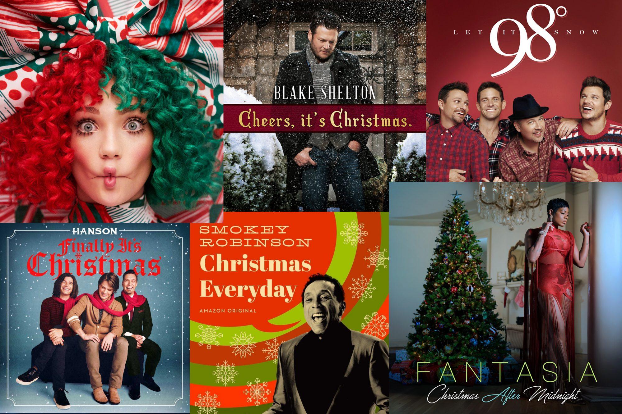 Christmas-albums