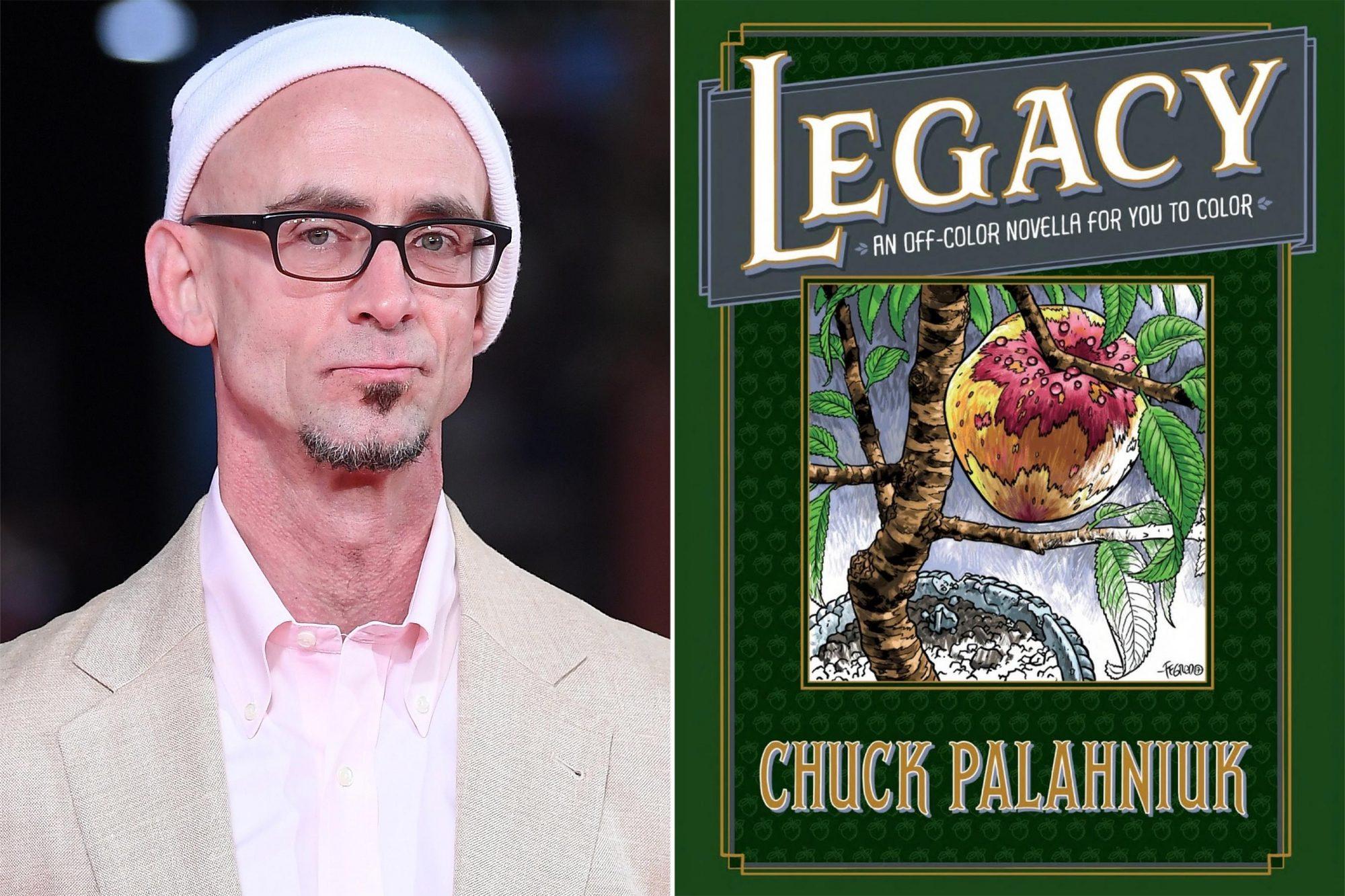 Chuck Palahniuk-Legacy