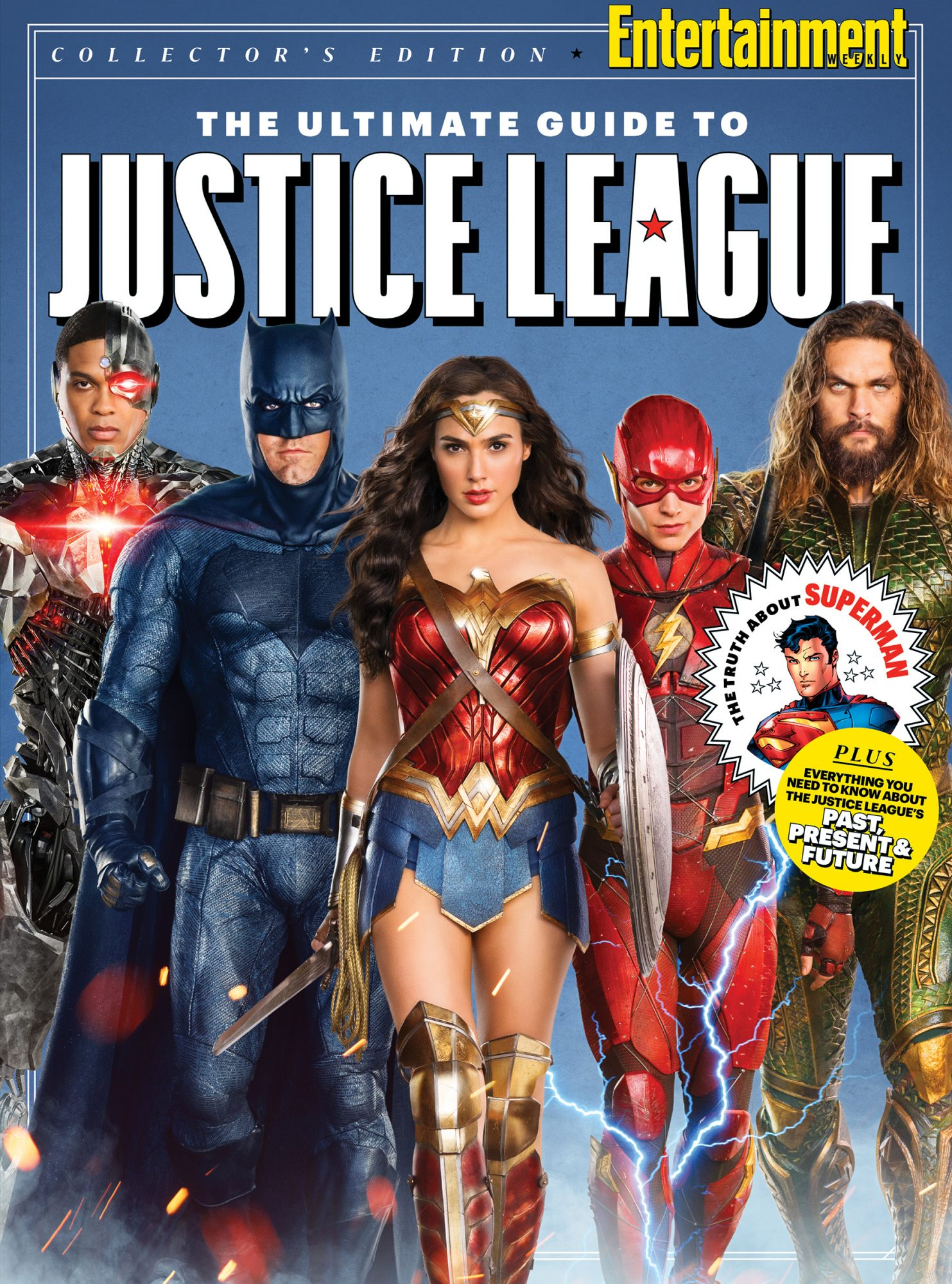 For more on the Justice League...
