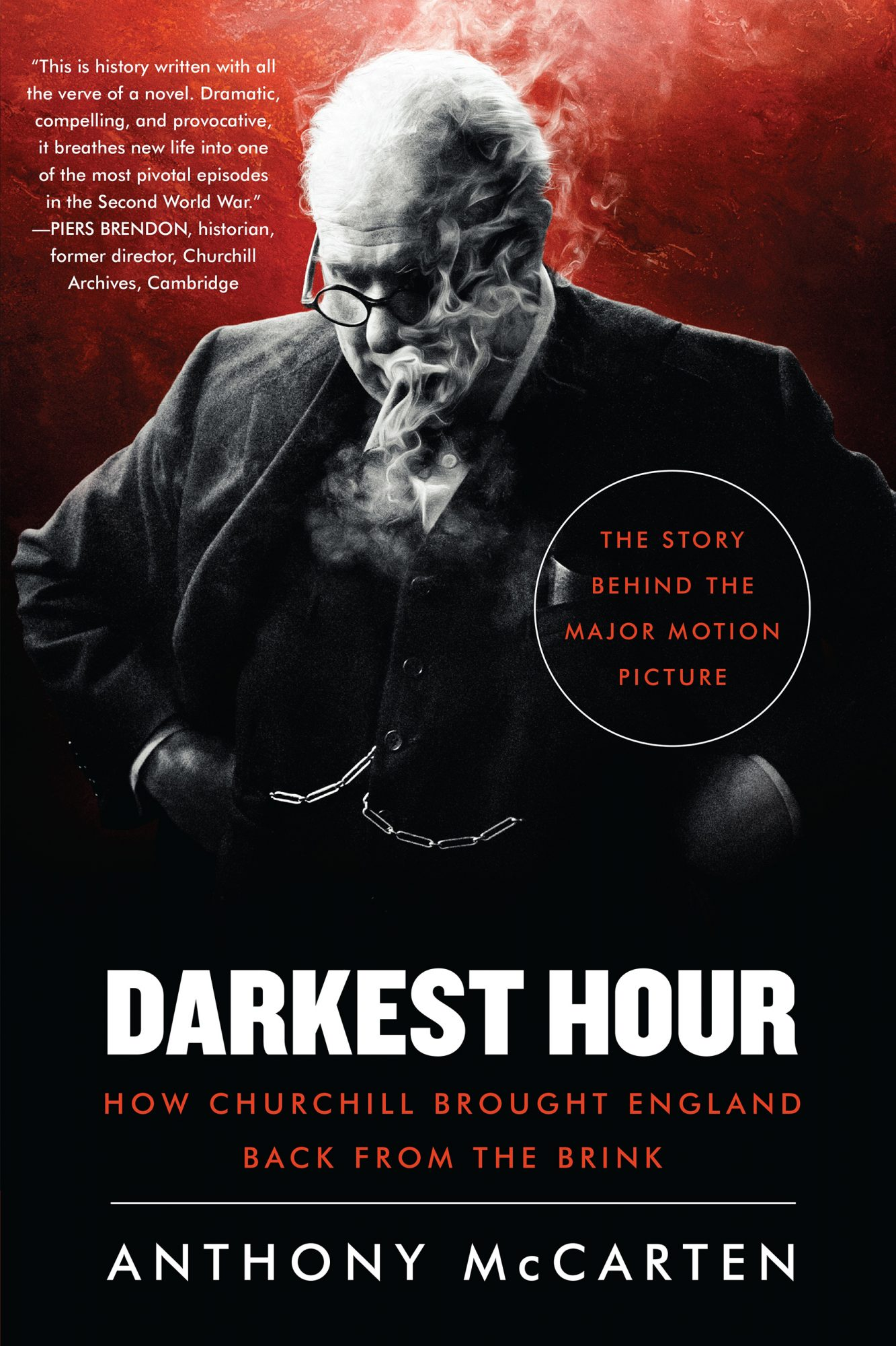 Darkest HourBy Anthony McCarten