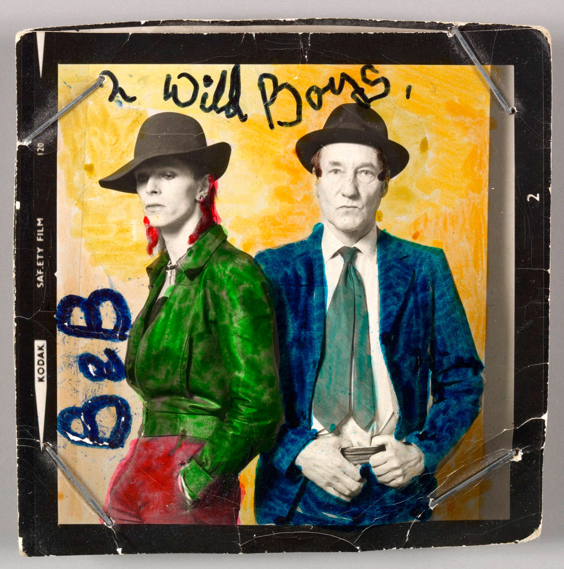 David-Bowie-with-William-Burroughs,-February-1974