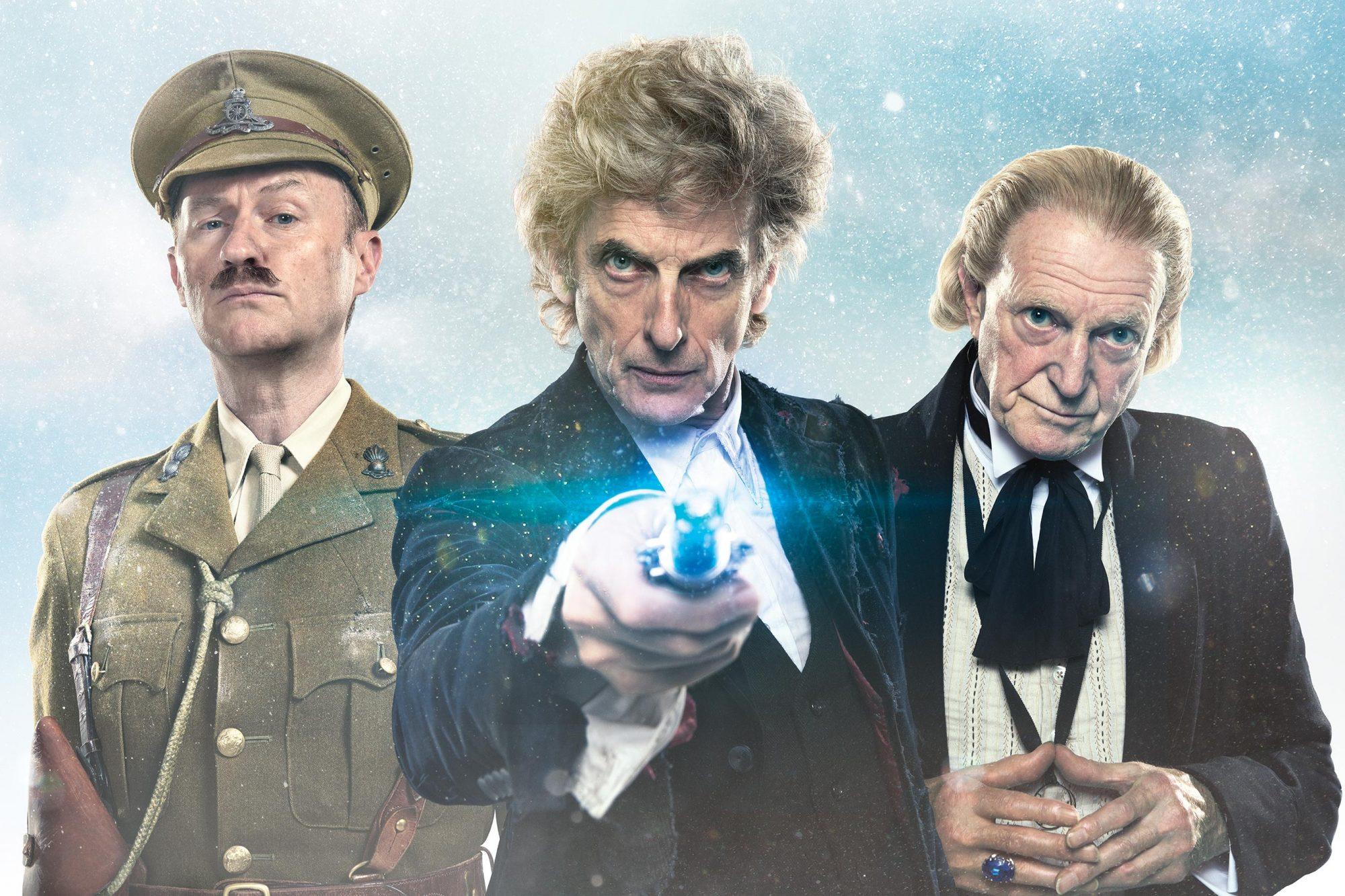 Doctor Who Xmas 2017