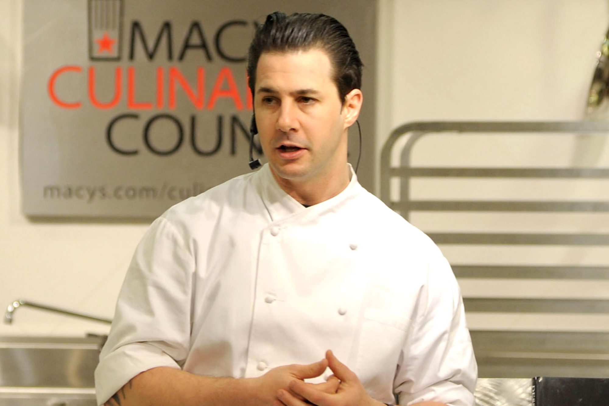 Johnny Iuzzini Visits Macy's Herald Square