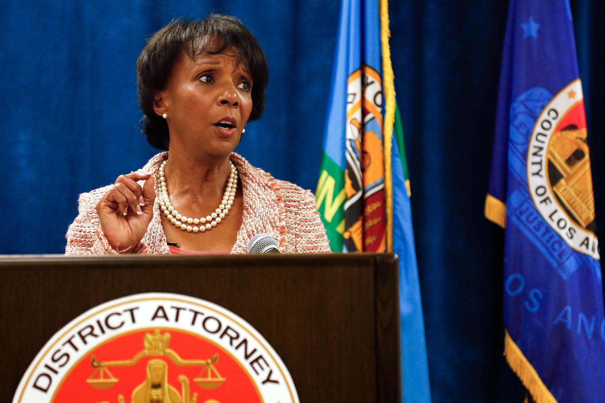 Los Angeles DA Announces Wrongful Convictions Review Unit