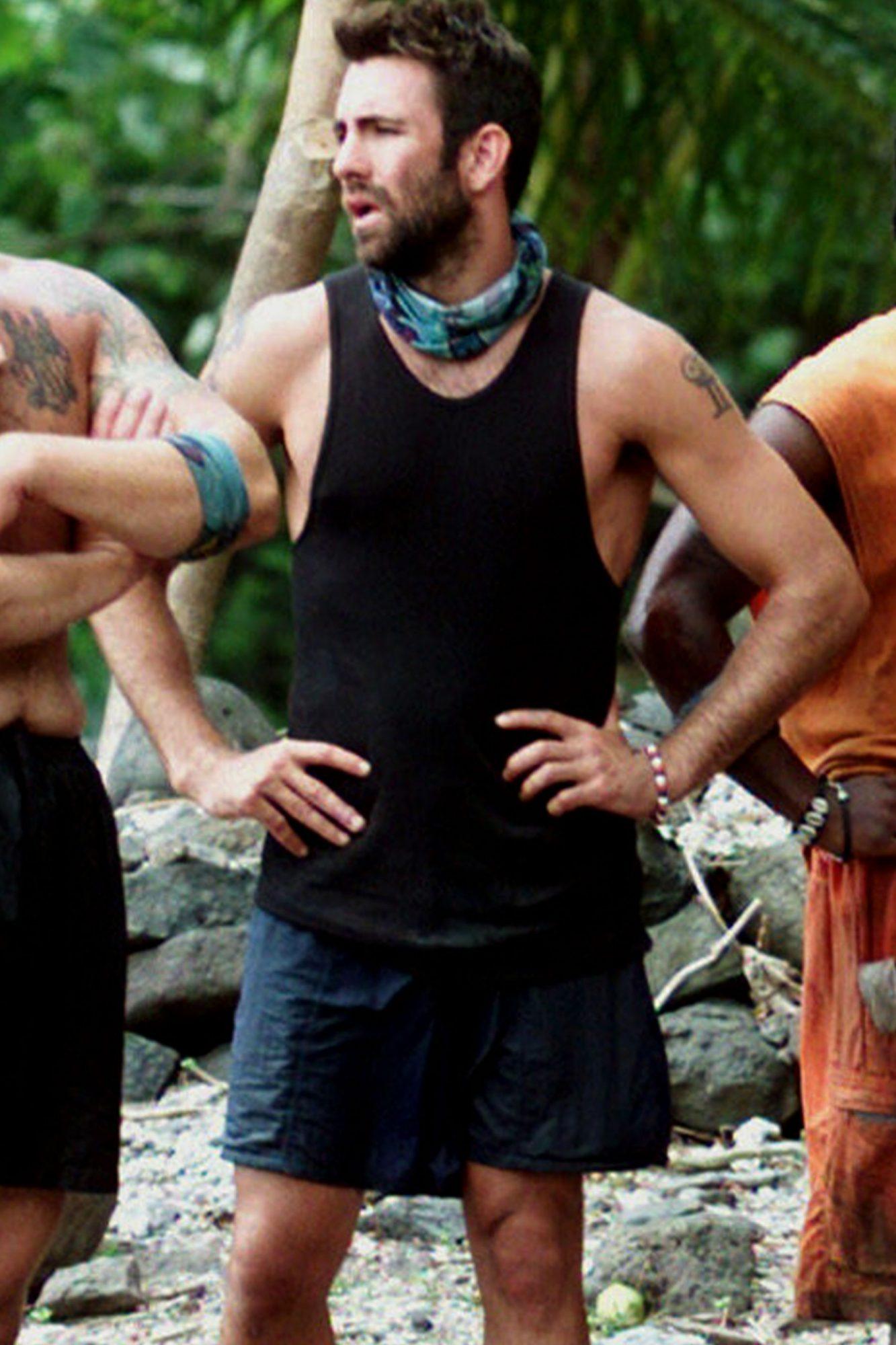 Cast Pepares For A Reward Challenge On 'Survivor: Marquesas'