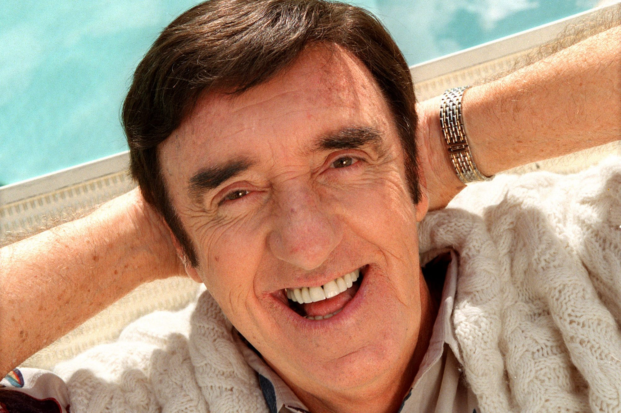 JIM NABORS, The former Gomer Pyle star is doing a publicity blitz after a liver transplant. He has a