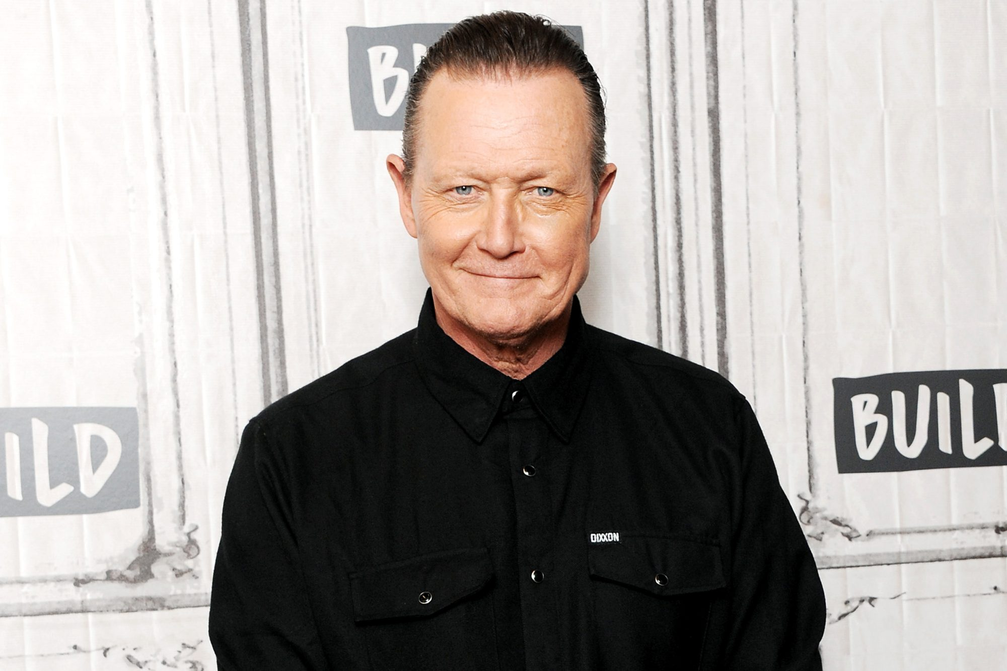 "Build Presents Robert Patrick Discussing ""Scorpion"" & ""Lore"""