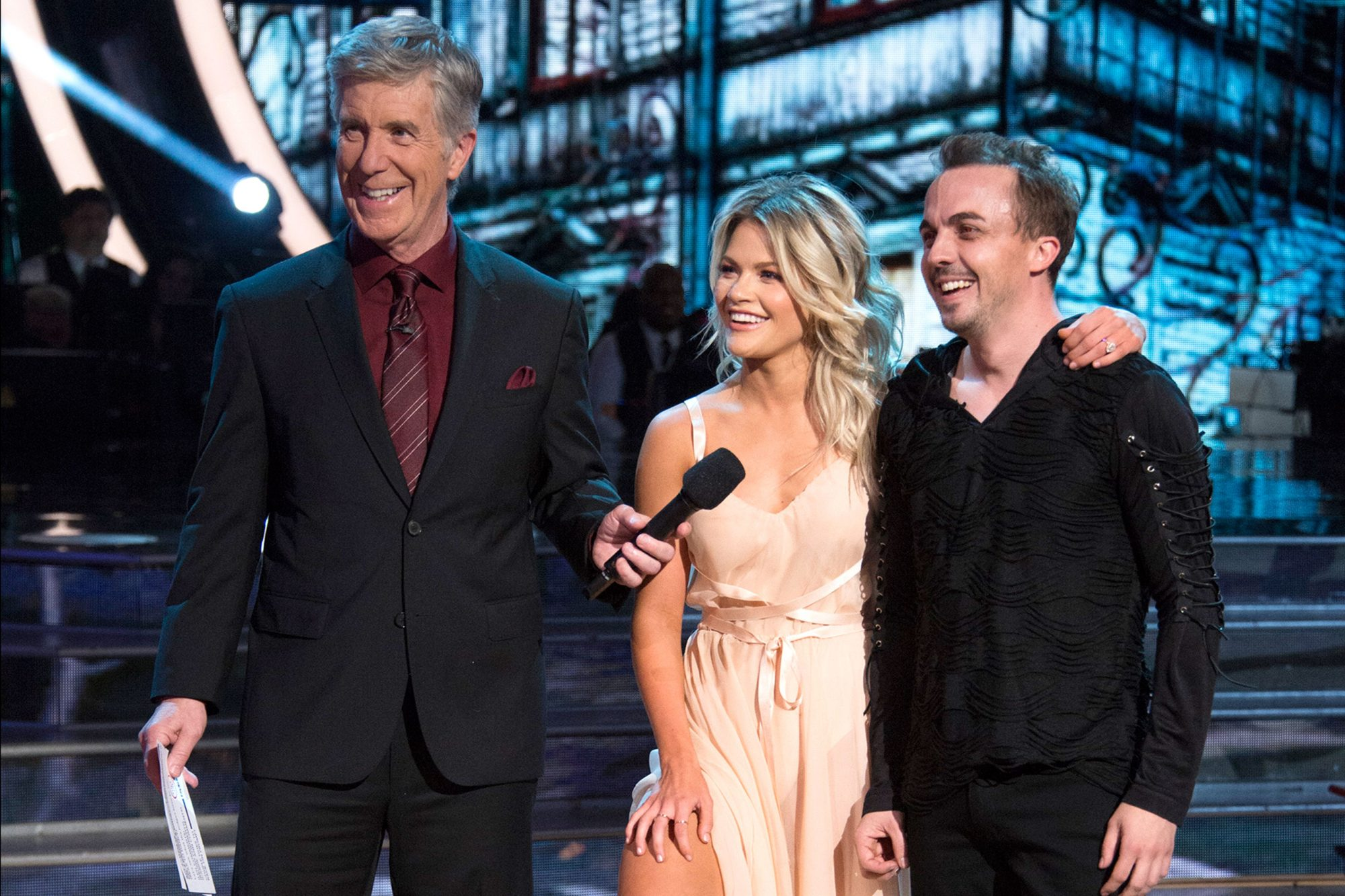 """ABC's """"Dancing With the Stars"""": Season 25 - Week Seven"""