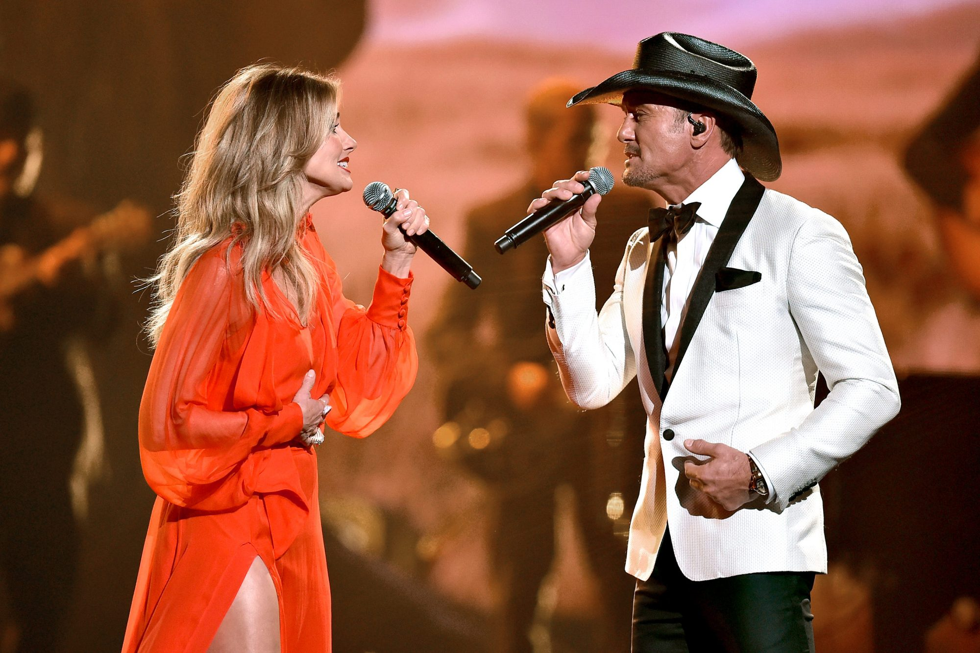The 51st Annual CMA Awards - Show