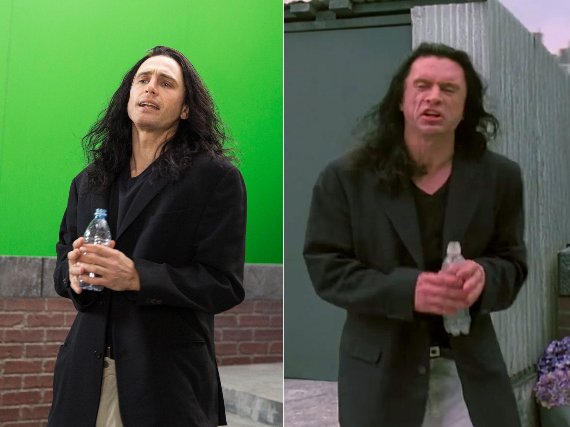 James Franco as Tommy Wiseau2