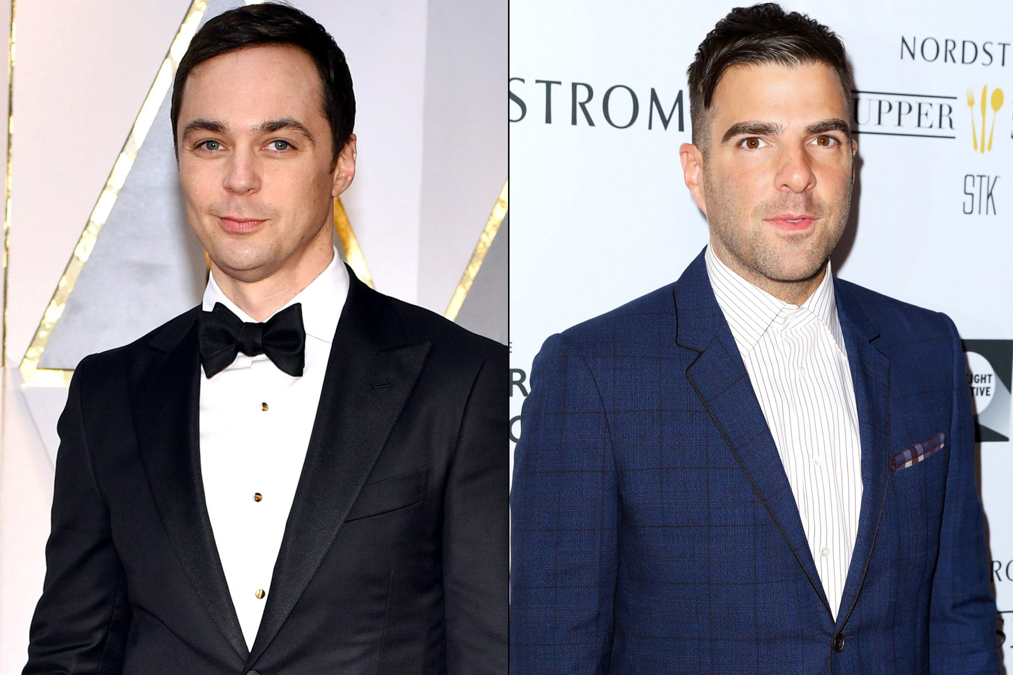 Jim Parsons  / Zachary Quinto