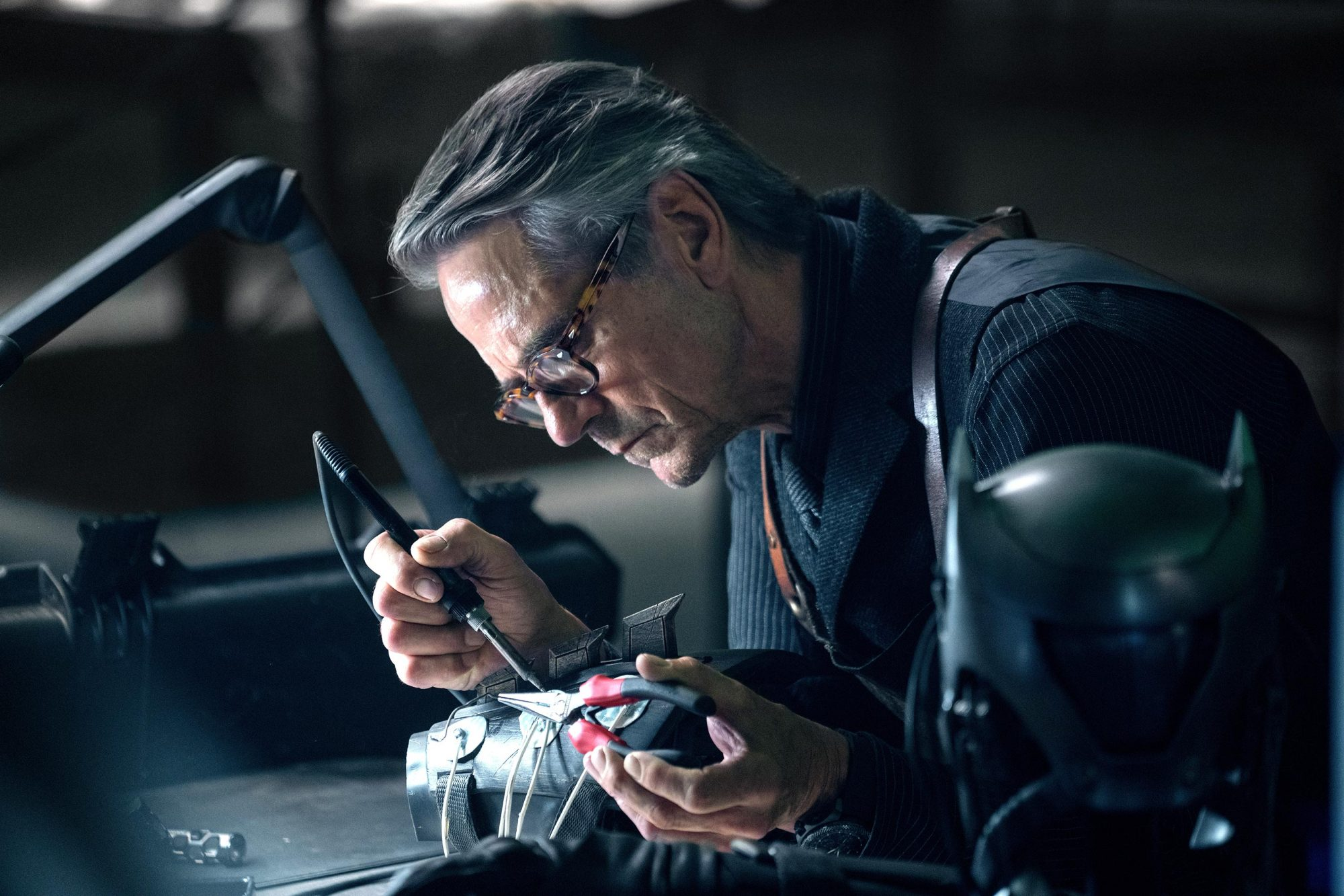 Hit: Jeremy Irons' Alfred