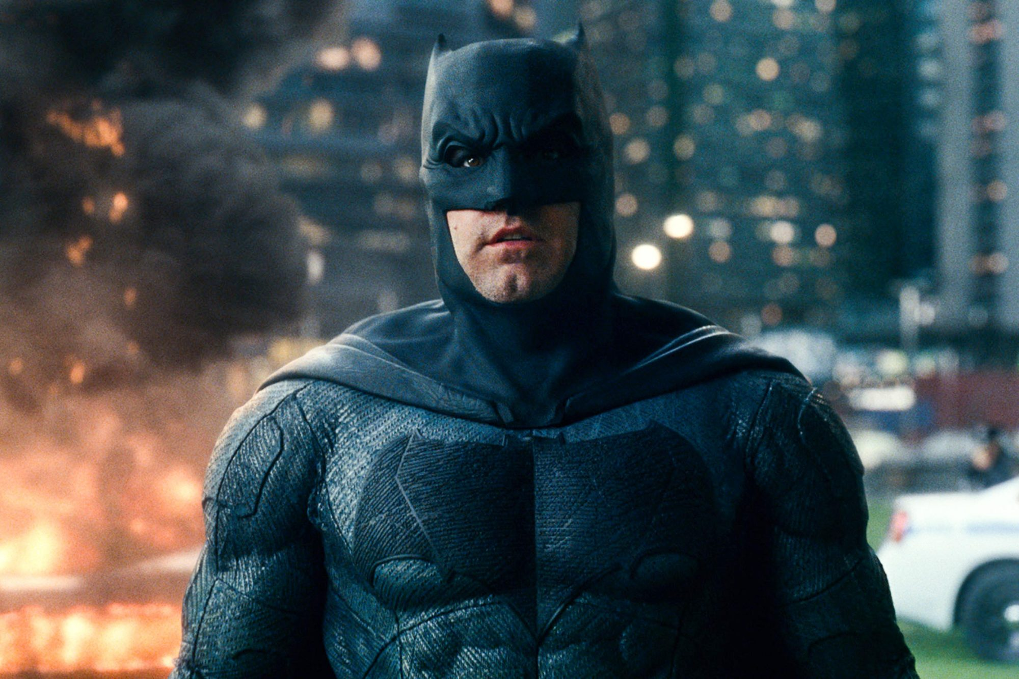 Miss: Ben Affleck's Batman