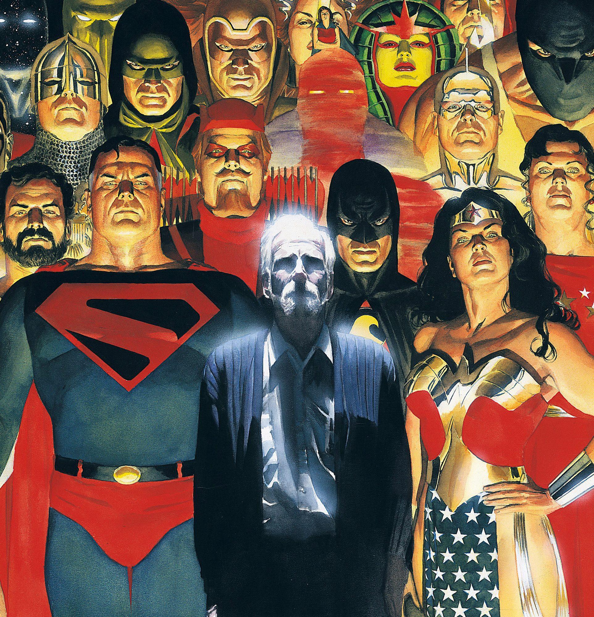 Wonder Woman Kingdom Come 1996