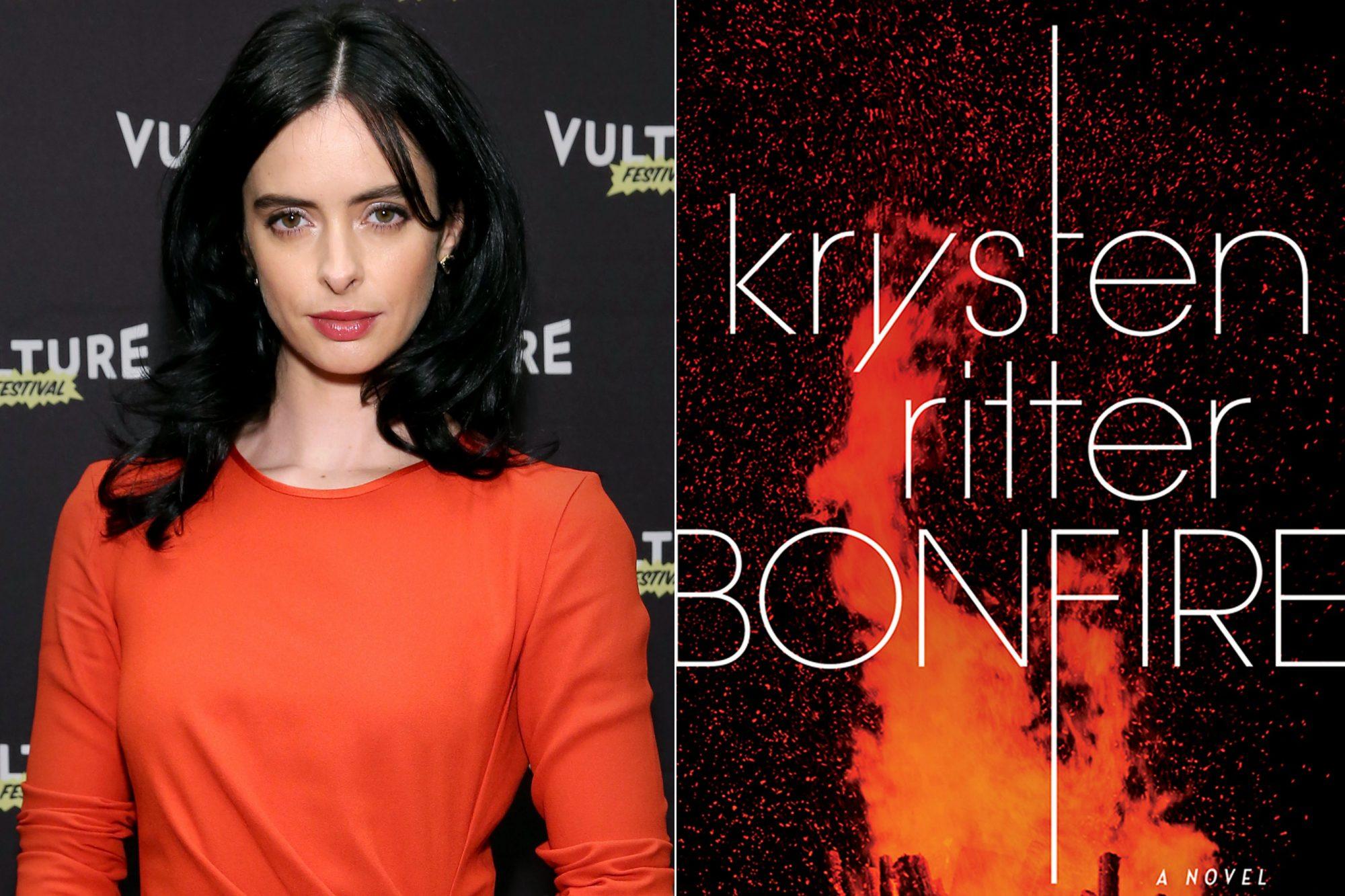 Krysten Ritter / Bonfire